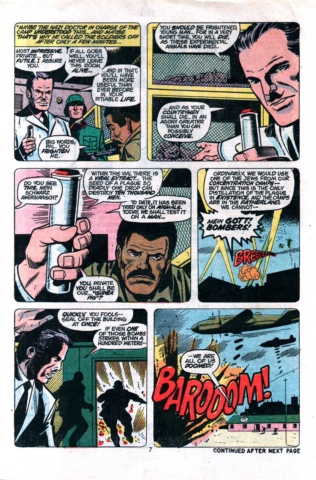 Read online Sgt. Fury comic -  Issue #117 - 9