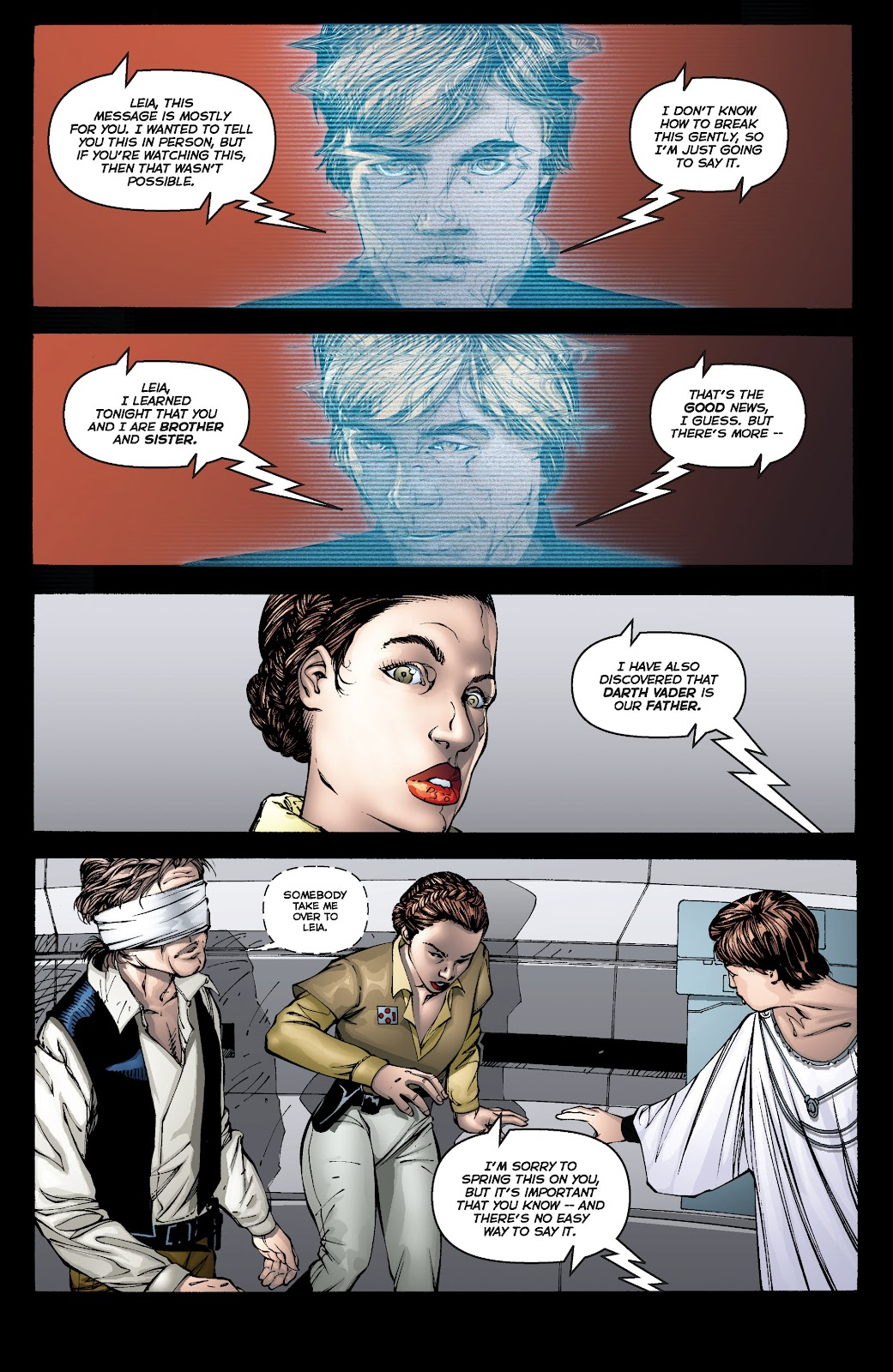 Read online Star Wars Legends: Infinities - Epic Collection comic -  Issue # TPB (Part 3) - 55