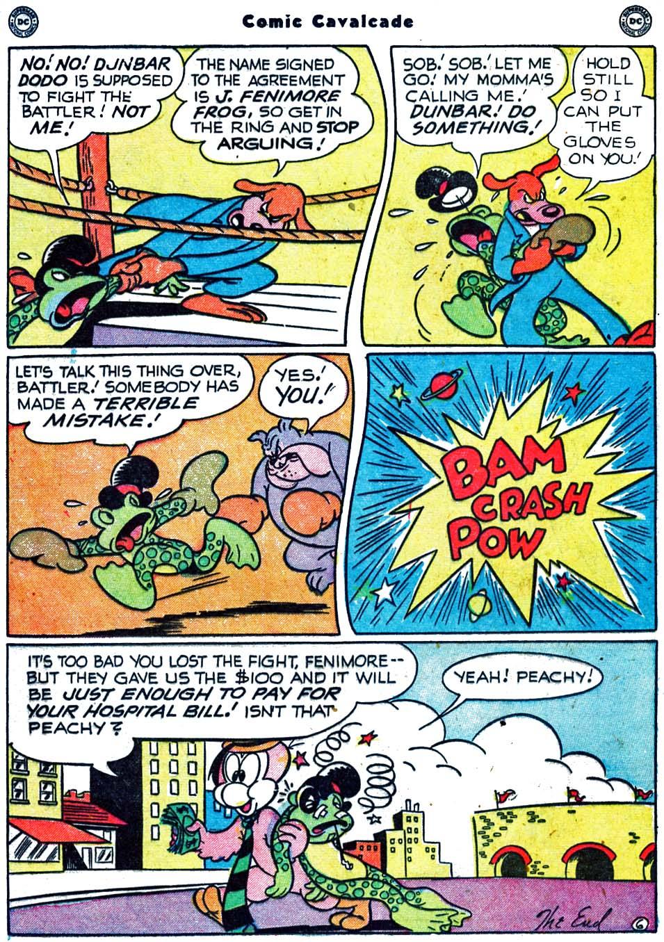 Comic Cavalcade issue 40 - Page 37
