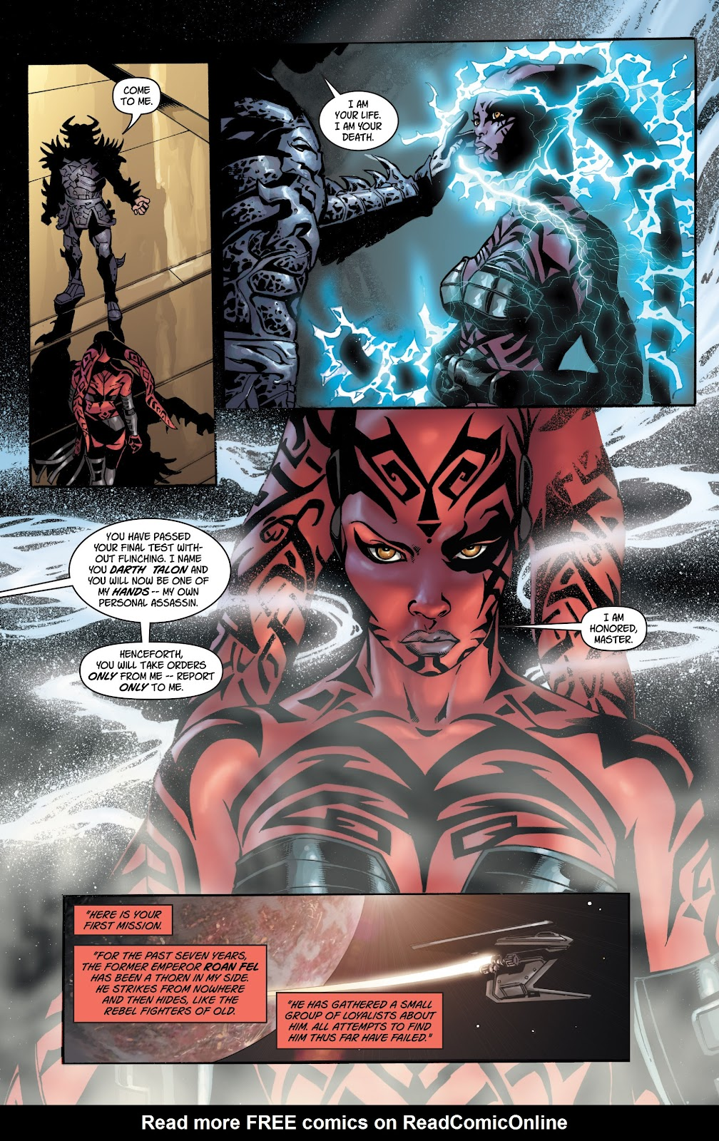 Read online Star Wars Legends: Legacy - Epic Collection comic -  Issue # TPB 1 (Part 1) - 48