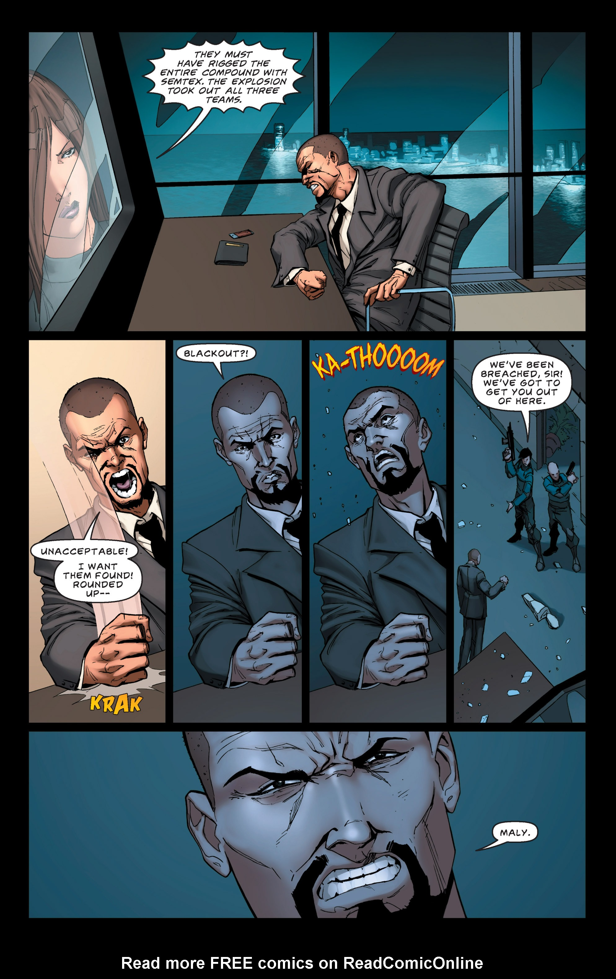 Read online All New Executive Assistant: Iris comic -  Issue #5 - 11