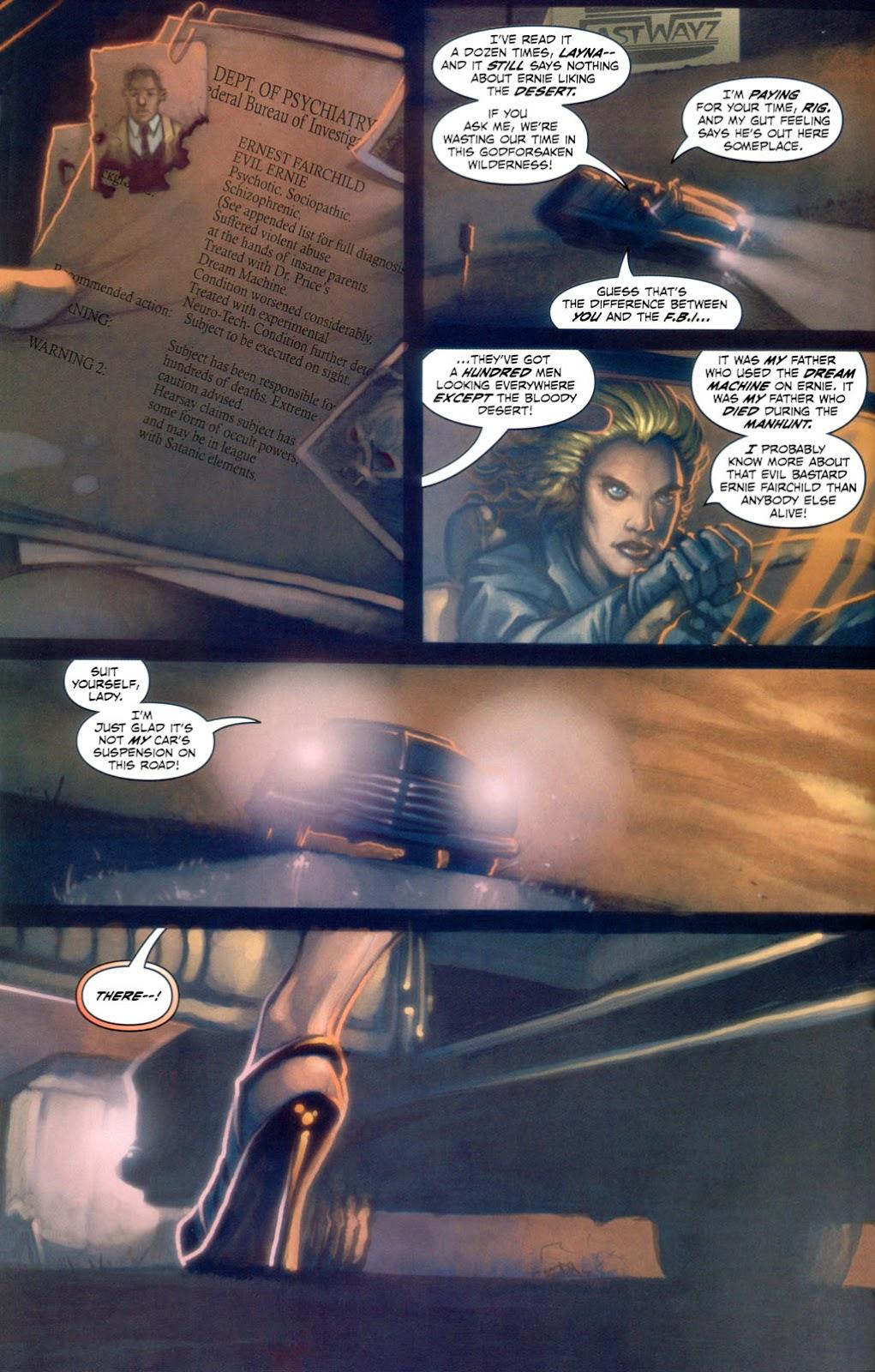 Read online Evil Ernie in Santa Fe comic -  Issue #1 - 11