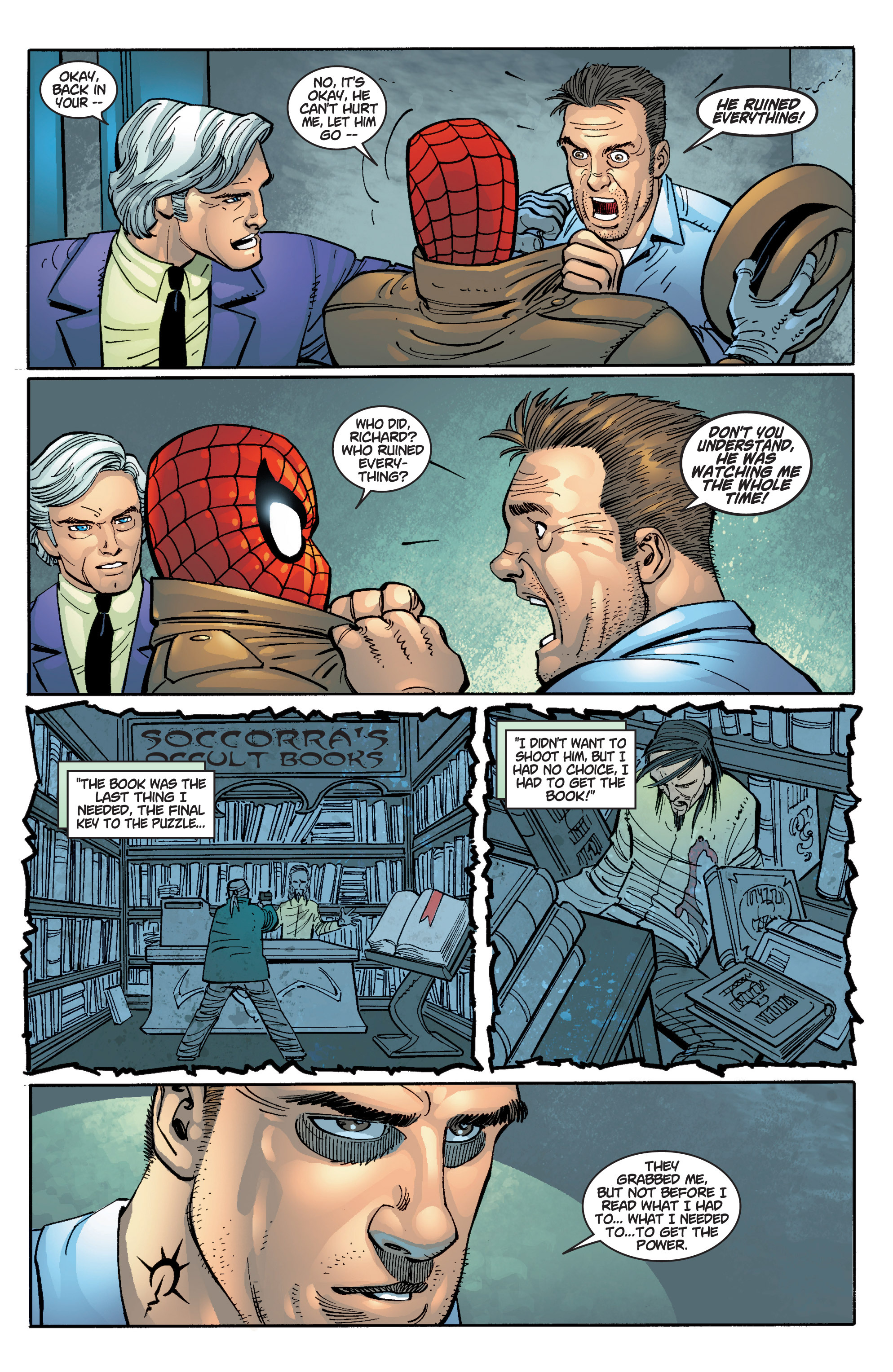 The Amazing Spider-Man (1999) 41 Page 15