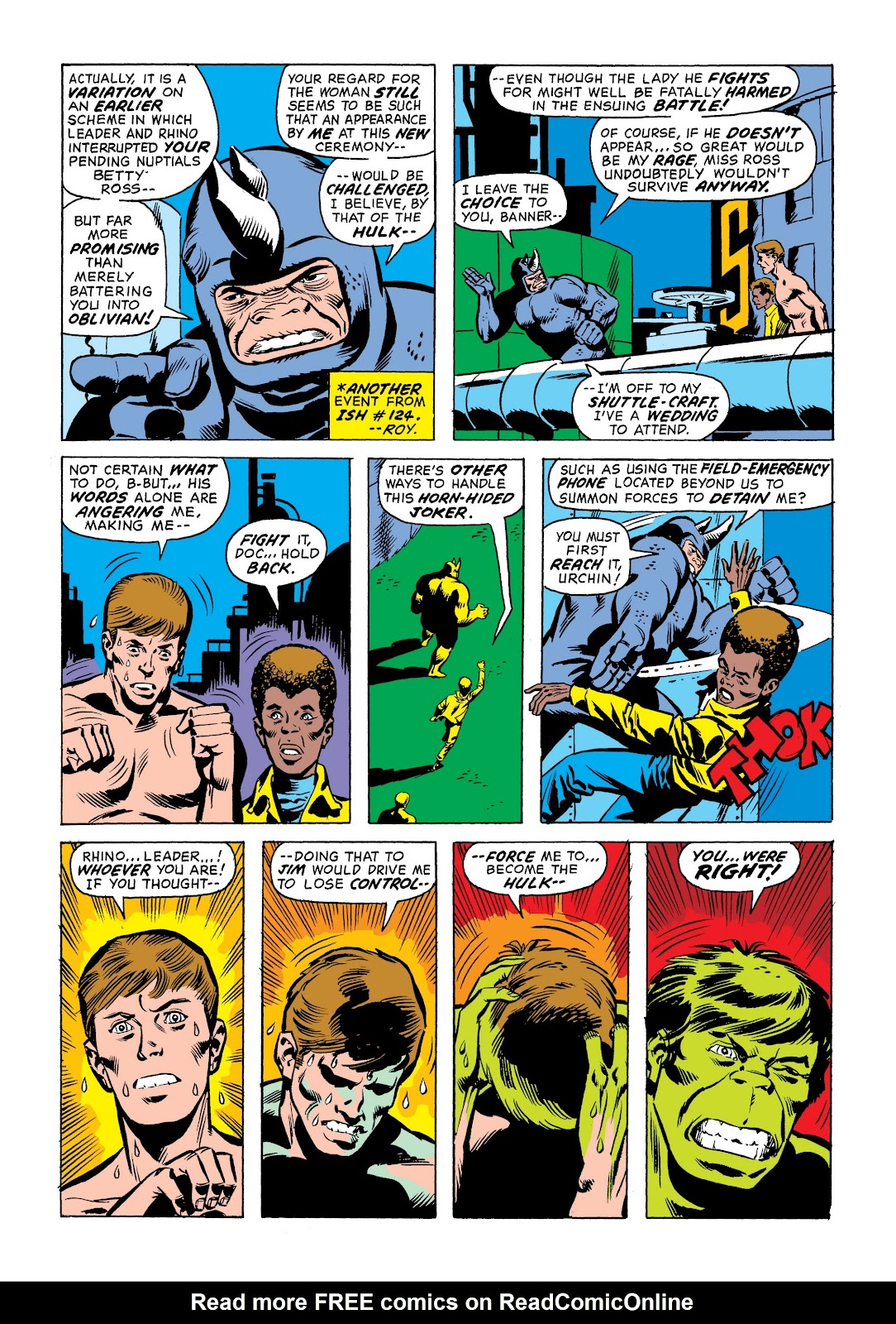 Read online Marvel Masterworks: The Incredible Hulk comic -  Issue # TPB 9 (Part 1) - 24