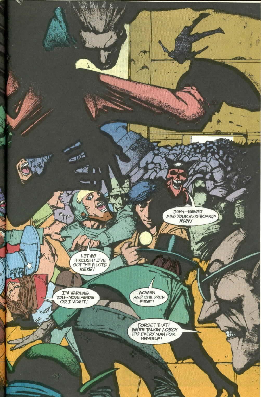 Read online Lobo (1990) comic -  Issue #4 - 10