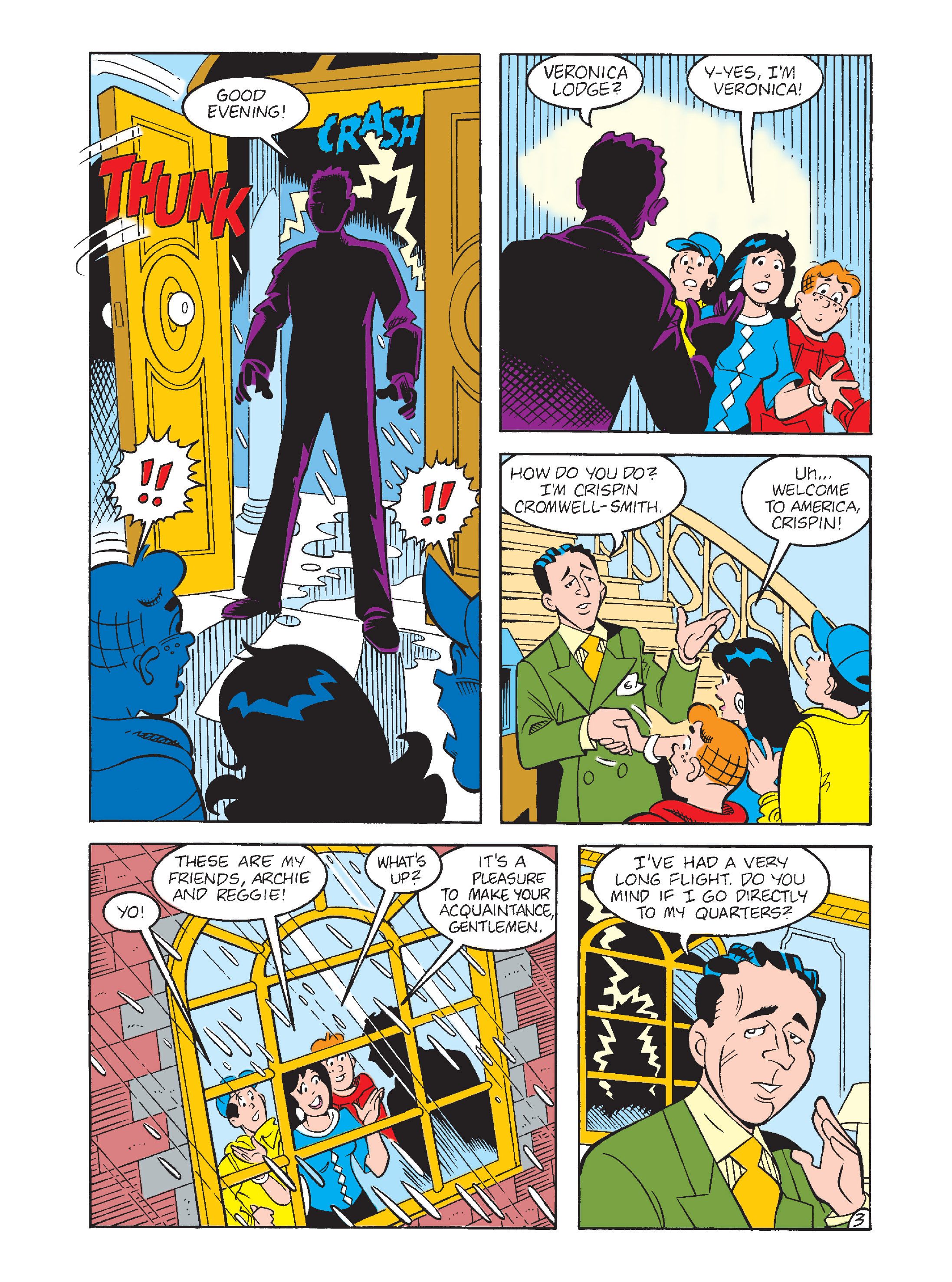 Read online Archie 1000 Page Comics Bonanza comic -  Issue #1 (Part 2) - 112