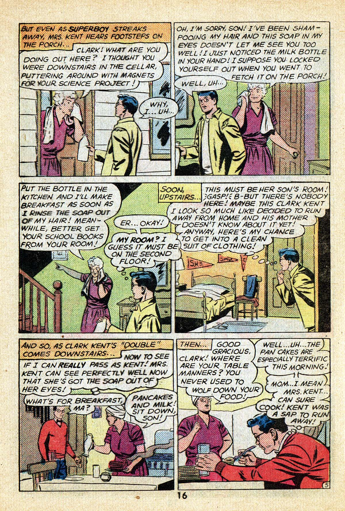 Read online Adventure Comics (1938) comic -  Issue #495 - 16