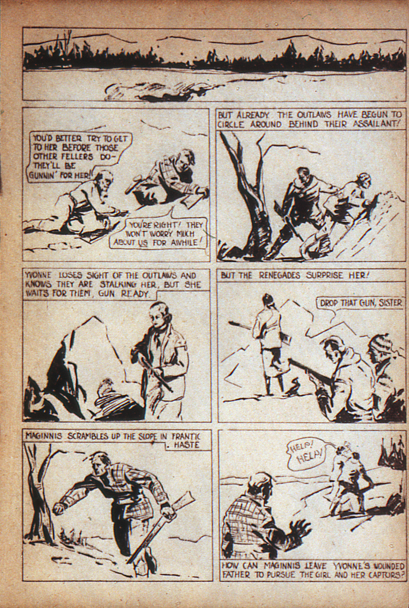 Read online Adventure Comics (1938) comic -  Issue #7 - 26