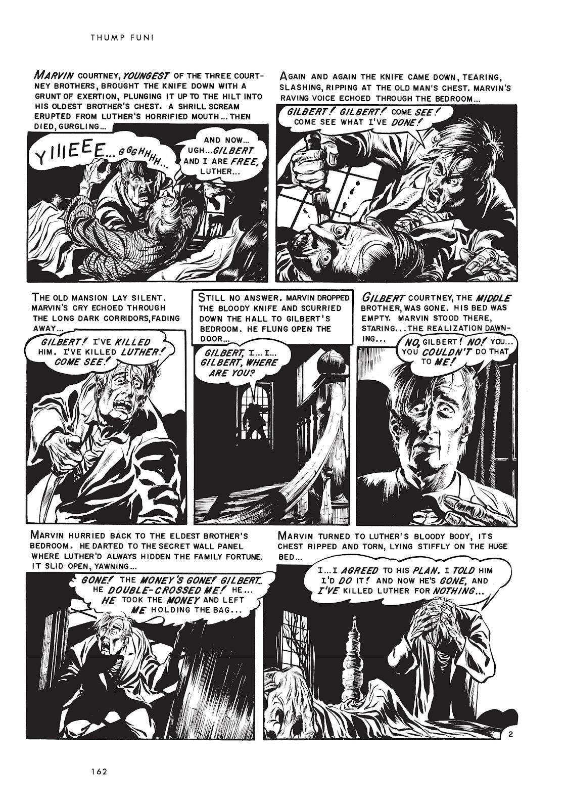 Read online Sucker Bait and Other Stories comic -  Issue # TPB (Part 2) - 77