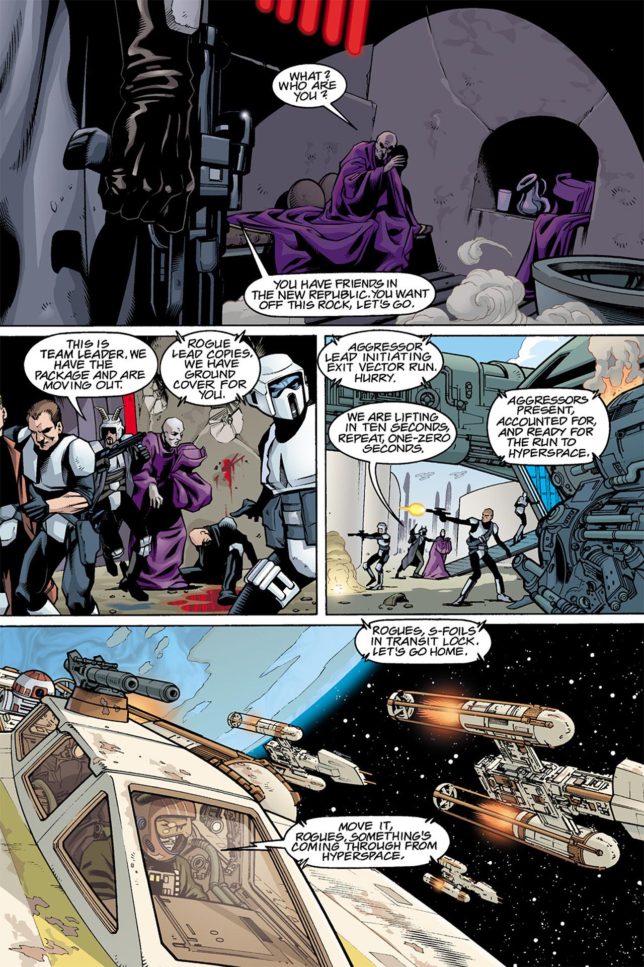 Read online Star Wars Omnibus comic -  Issue # Vol. 3 - 308