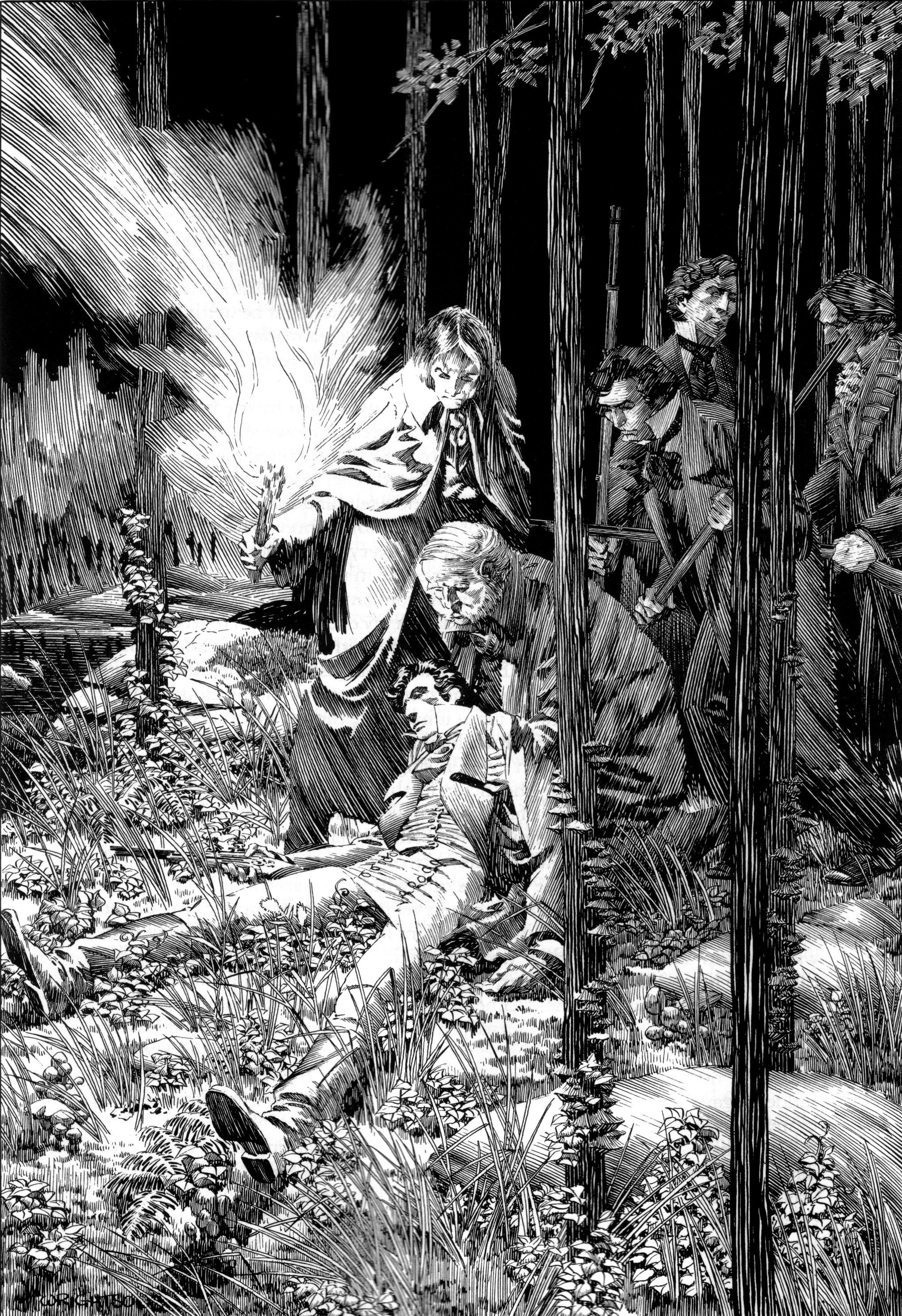Read online Bernie Wrightson's Frankenstein comic -  Issue # Full - 40