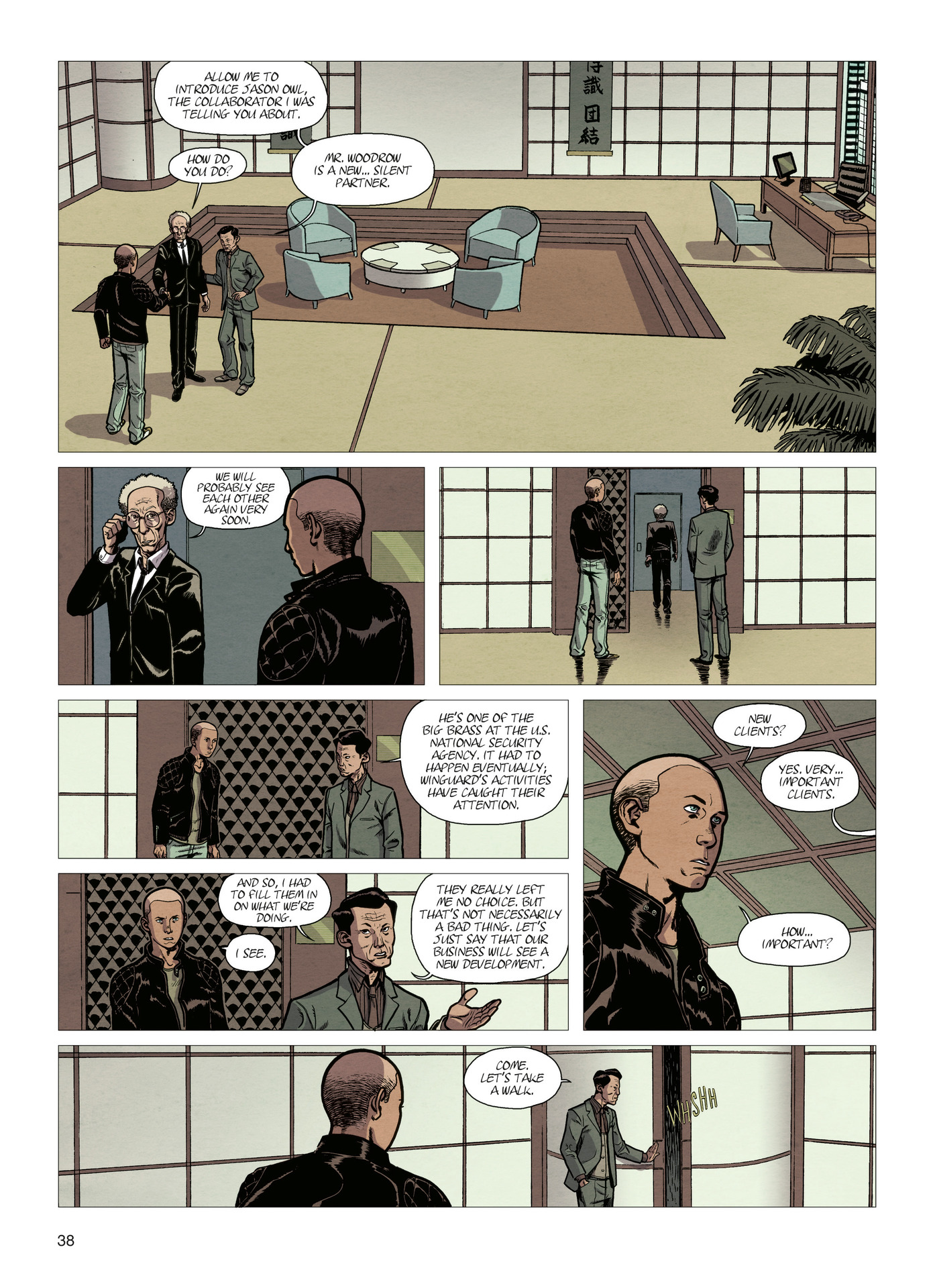 Read online Alter Ego comic -  Issue #4 - 40