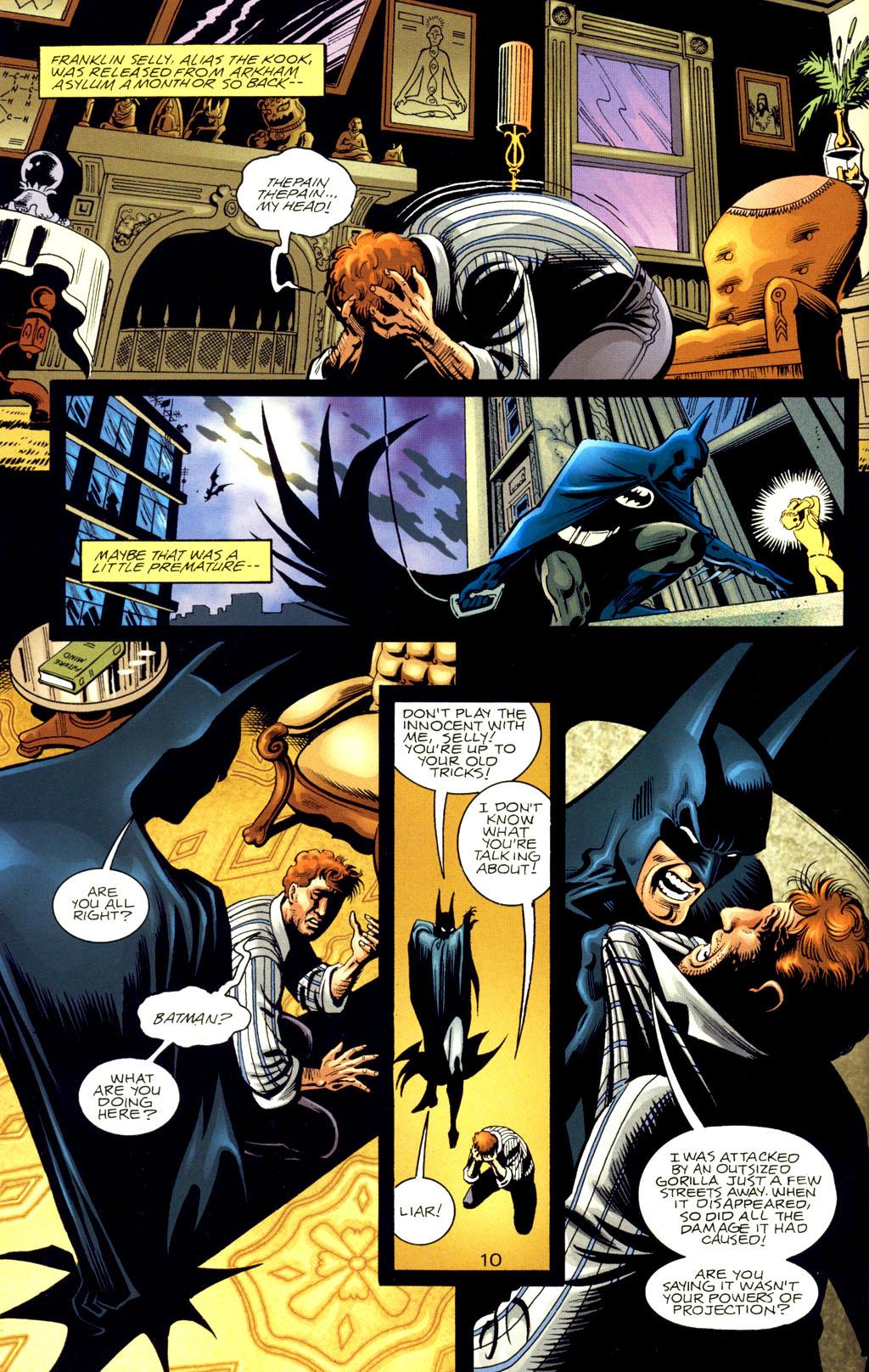 Read online Batman: Dreamland comic -  Issue # Full - 12