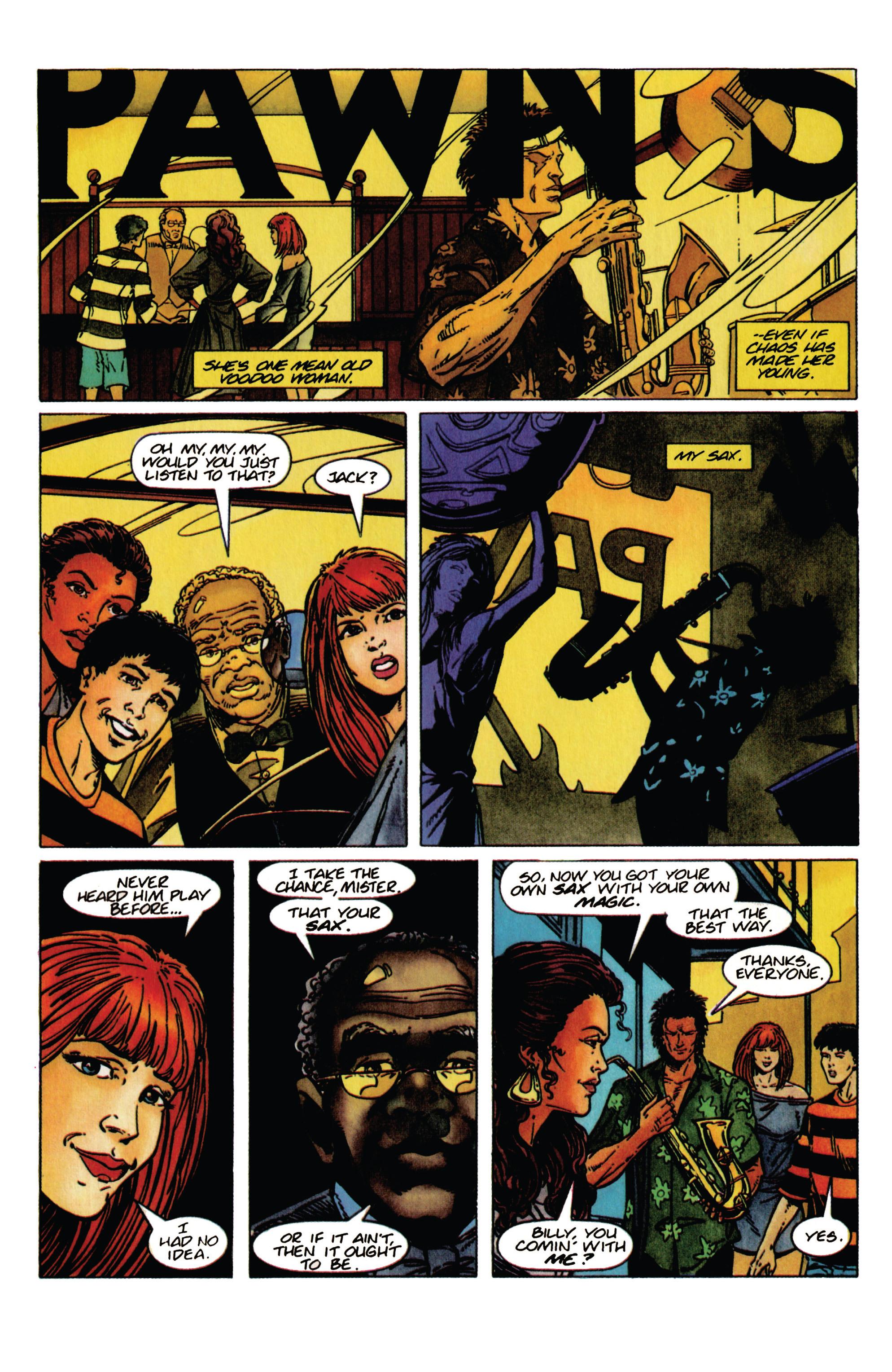 Read online Shadowman (1992) comic -  Issue #31 - 6