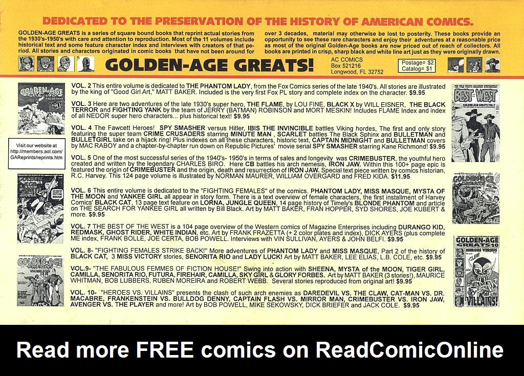 Read online Golden-Age Men of Mystery comic -  Issue #5 - 53
