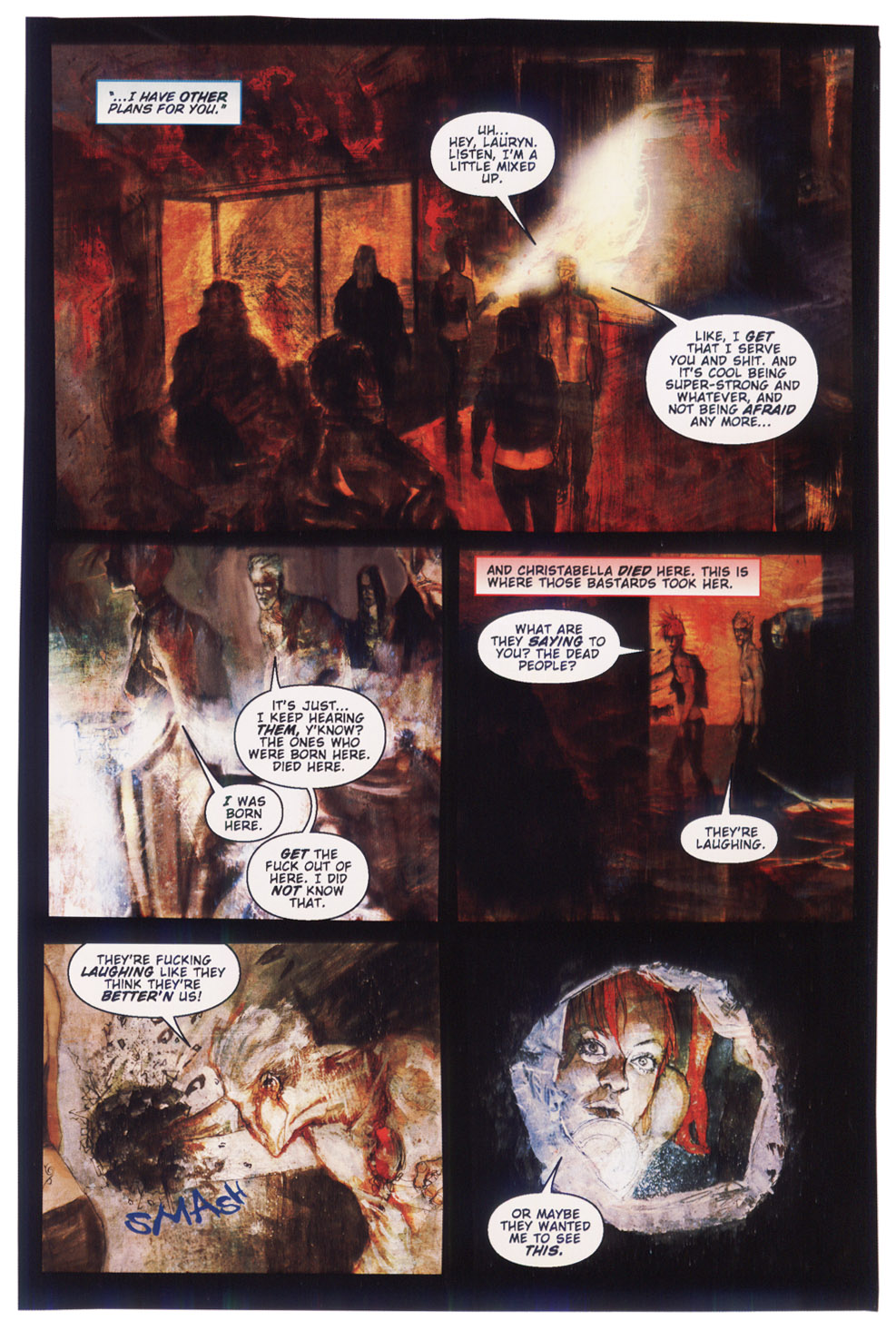 Read online Silent Hill: Dying Inside comic -  Issue #5 - 11
