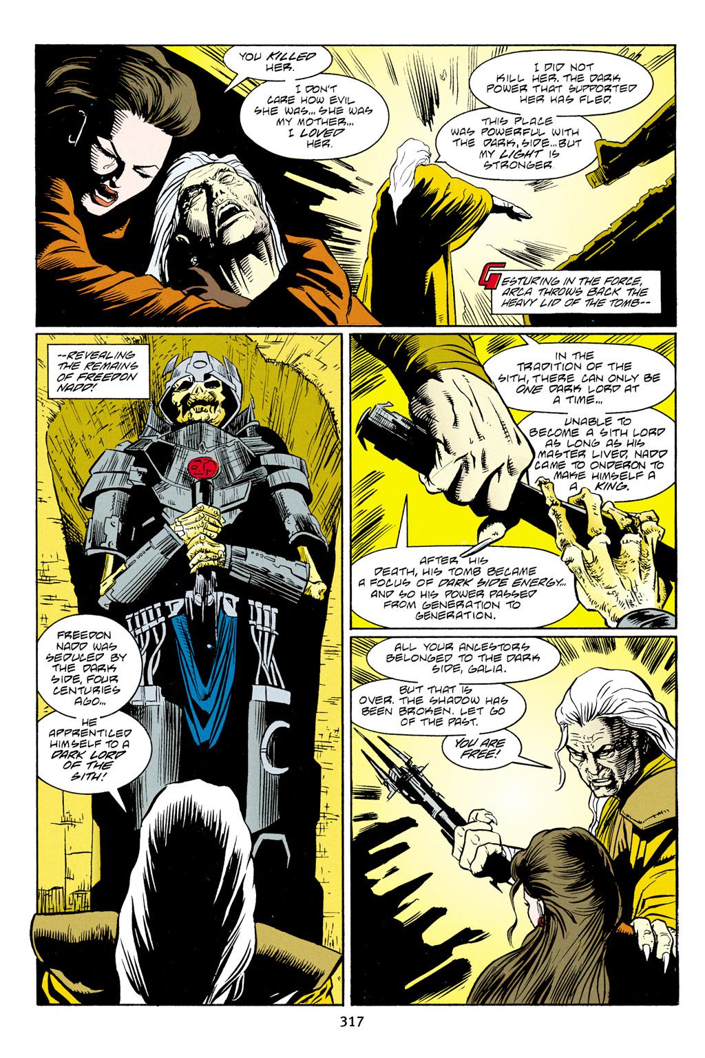 Read online Star Wars Omnibus comic -  Issue # Vol. 4 - 306