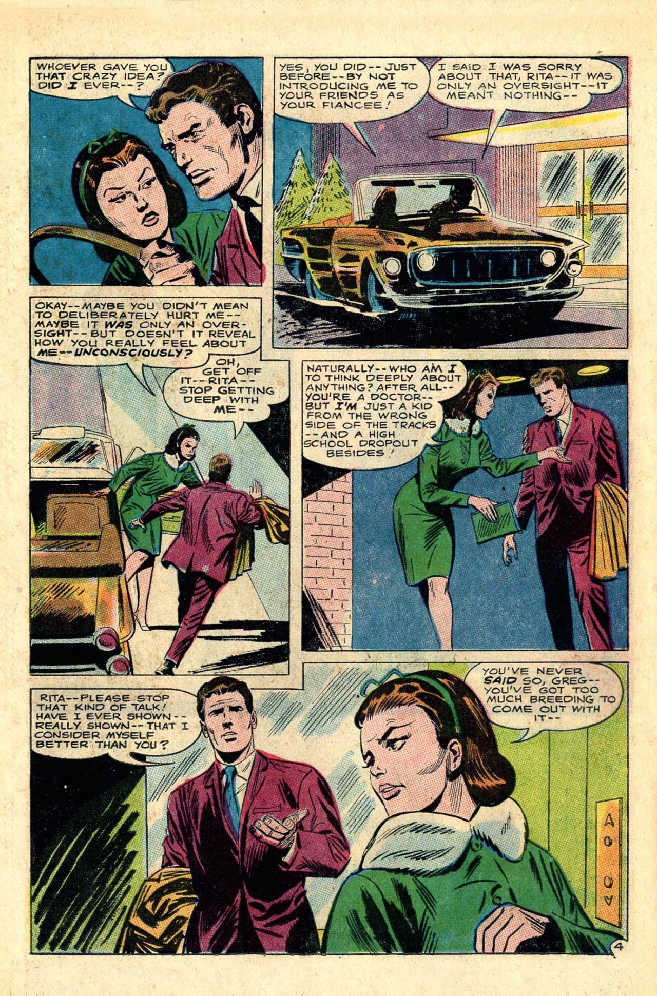 Read online Secret Hearts comic -  Issue #118 - 22