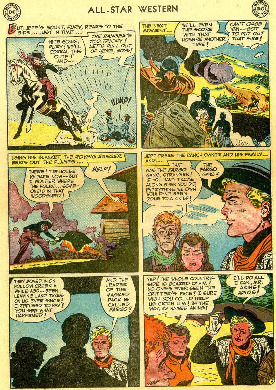 Read online All-Star Western (1951) comic -  Issue #64 - 14