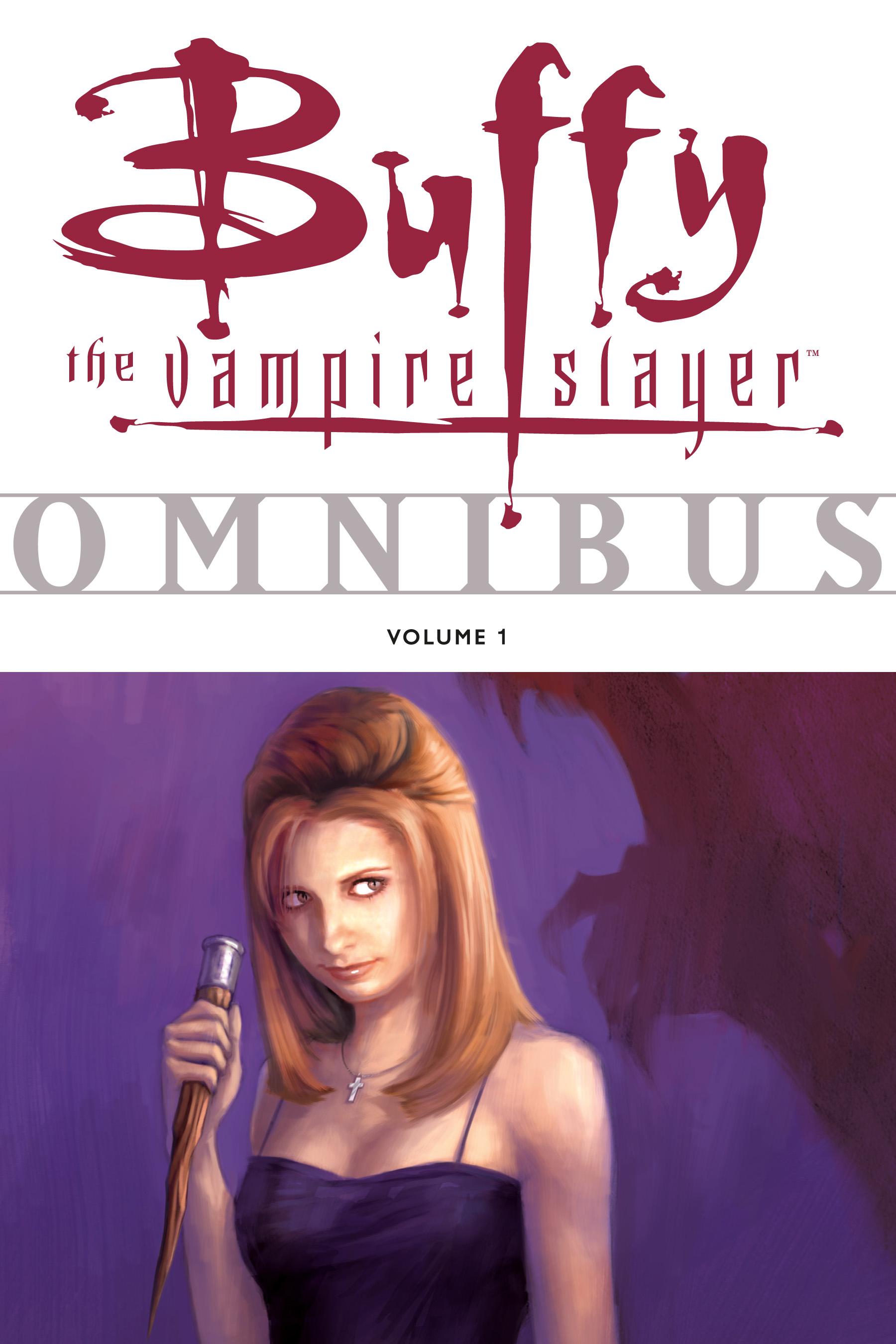Read online Buffy the Vampire Slayer: Omnibus comic -  Issue # TPB 1 - 1