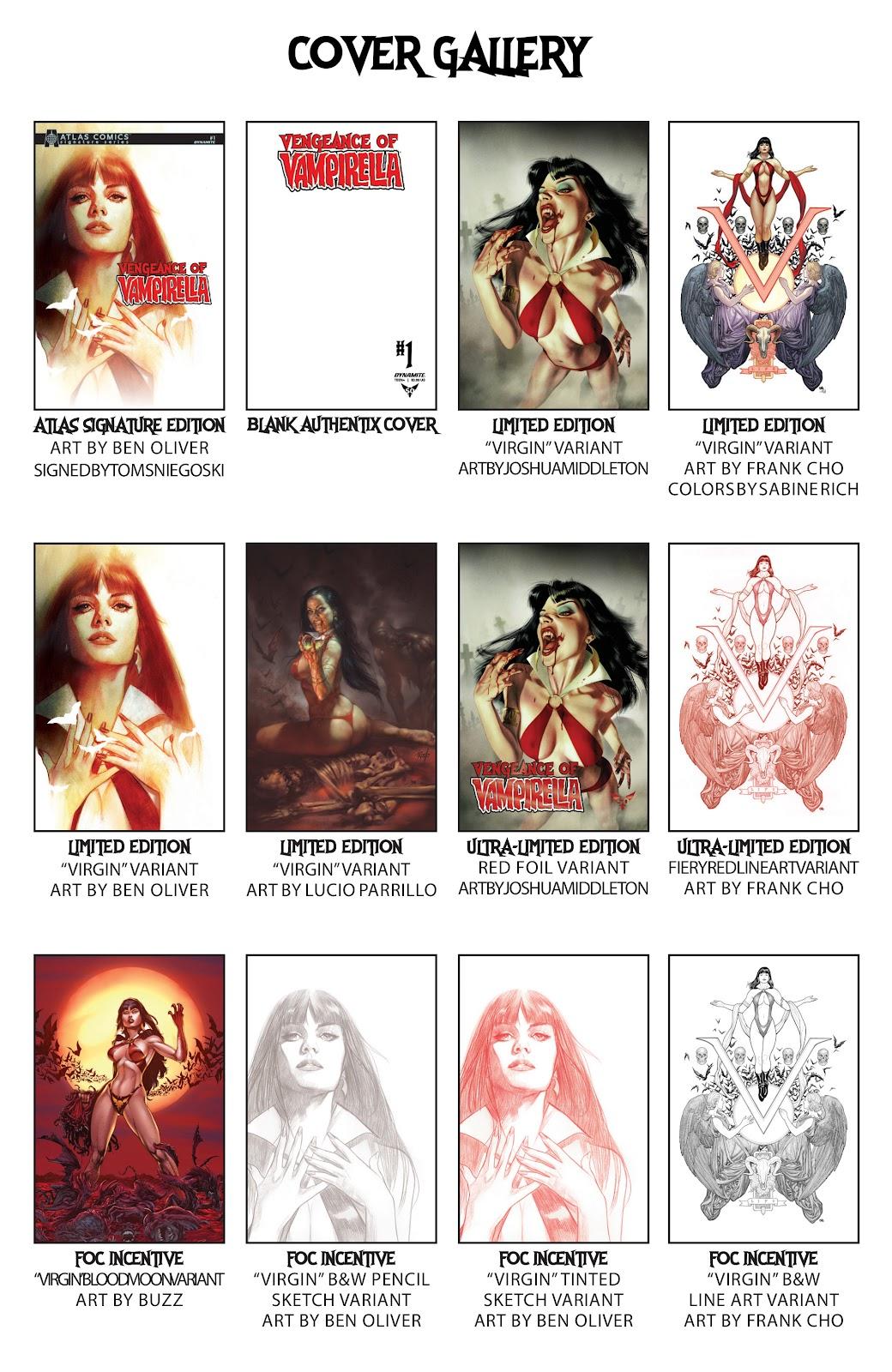 Read online Vengeance of Vampirella (2019) comic -  Issue #1 - 31