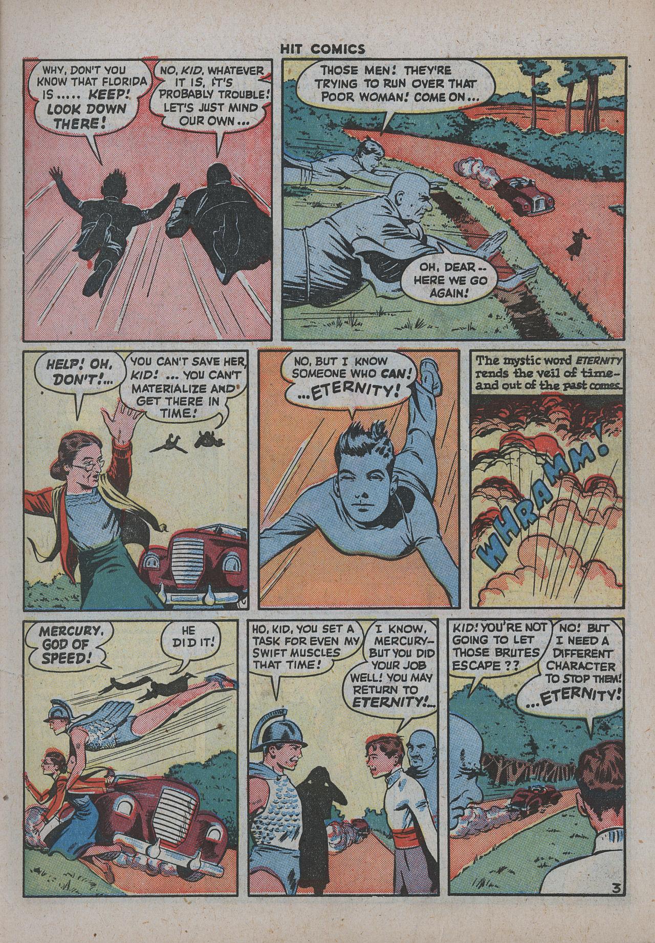 Read online Hit Comics comic -  Issue #38 - 8