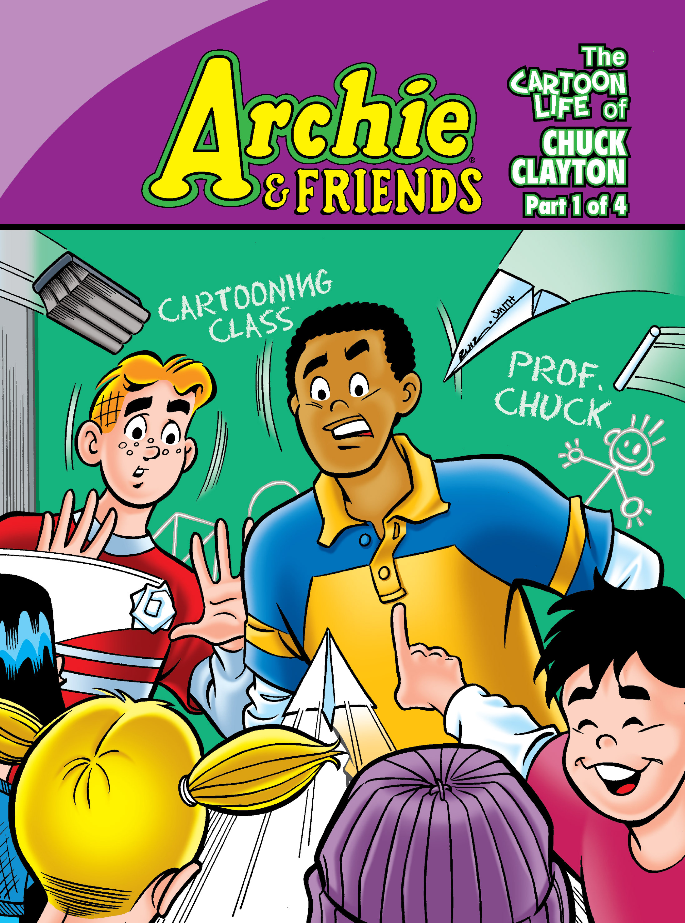 Read online Archie's Funhouse Double Digest comic -  Issue #8 - 35