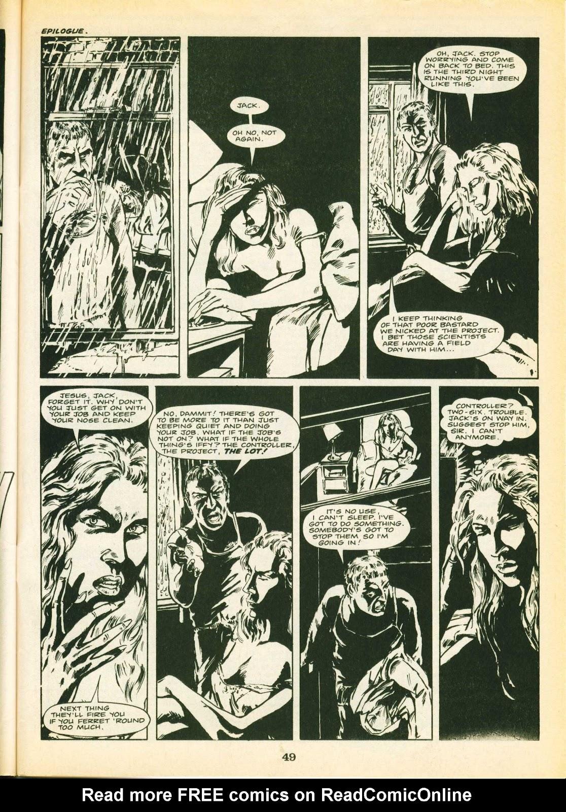 Warrior Issue #23 #24 - English 49