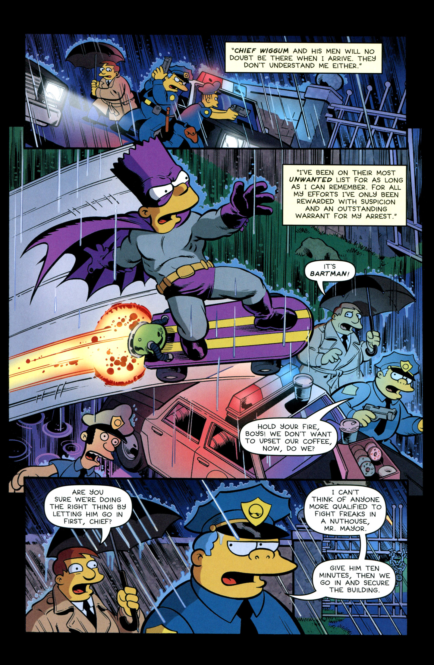 Read online Treehouse of Horror comic -  Issue #18 - 32