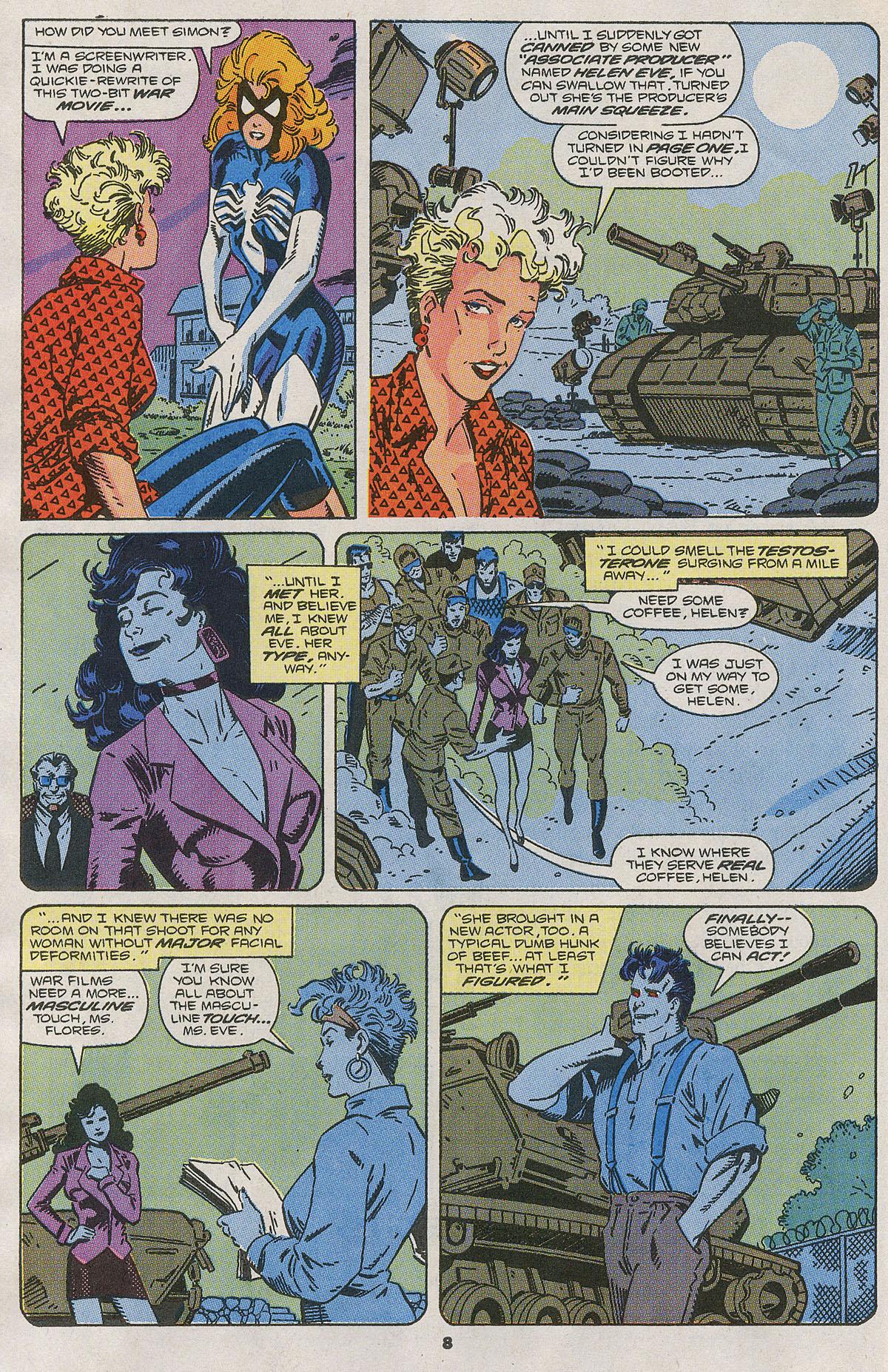 Read online Wonder Man (1991) comic -  Issue #2 - 7