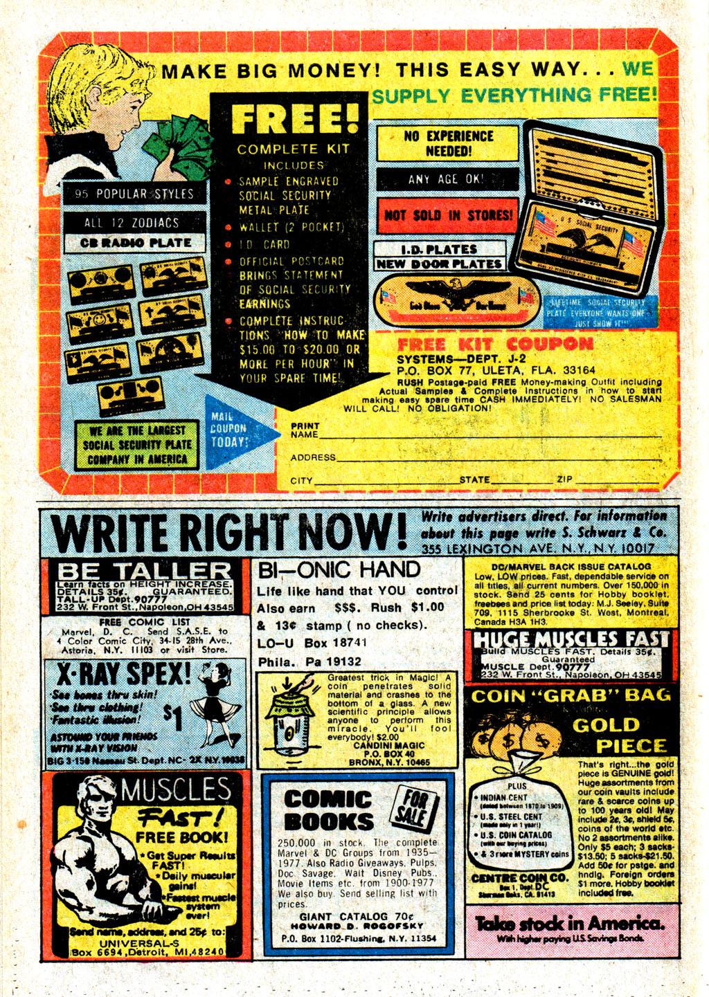 Read online Wonder Woman (1942) comic -  Issue #231 - 8