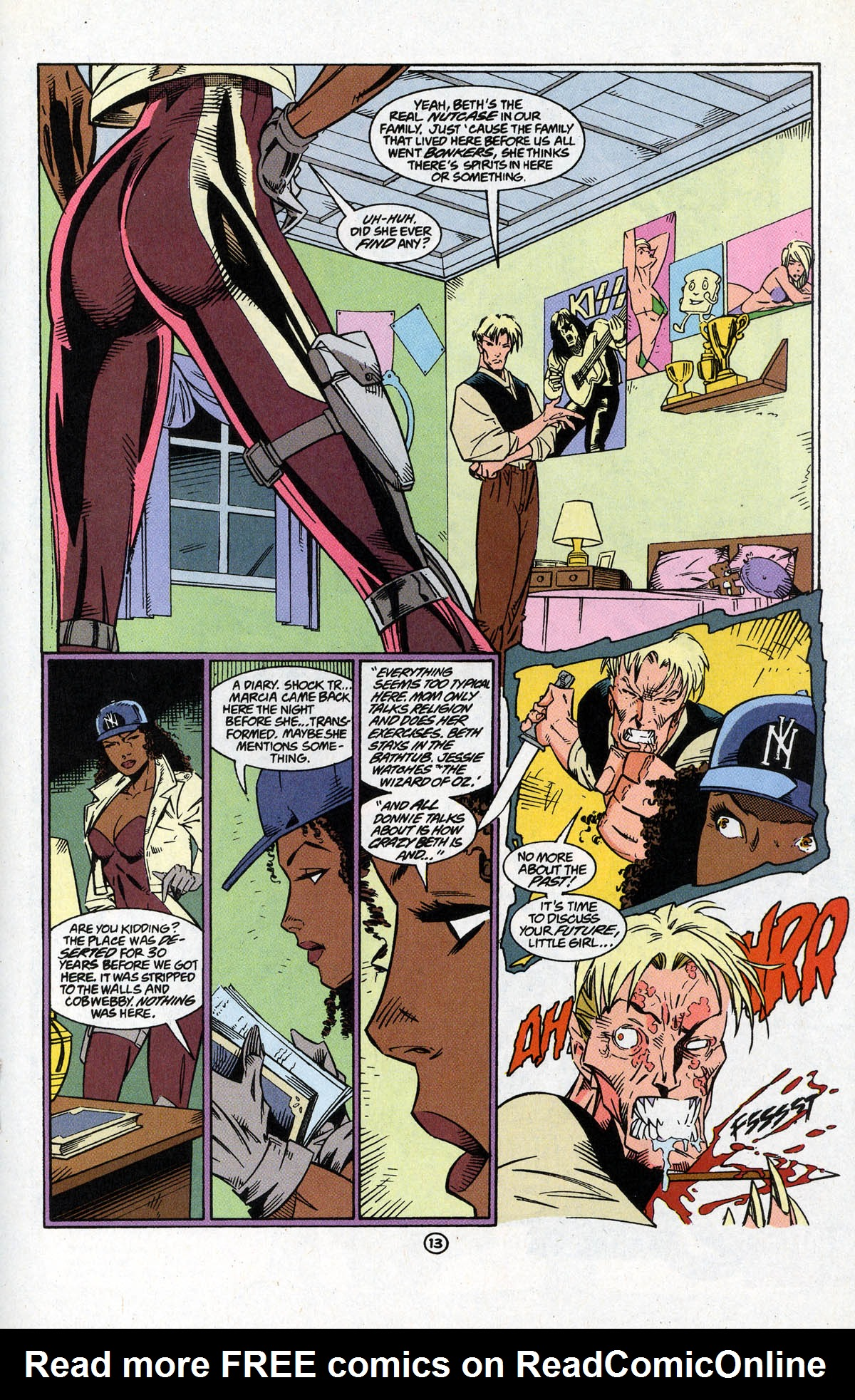 Read online Artemis: Requiem comic -  Issue #3 - 19