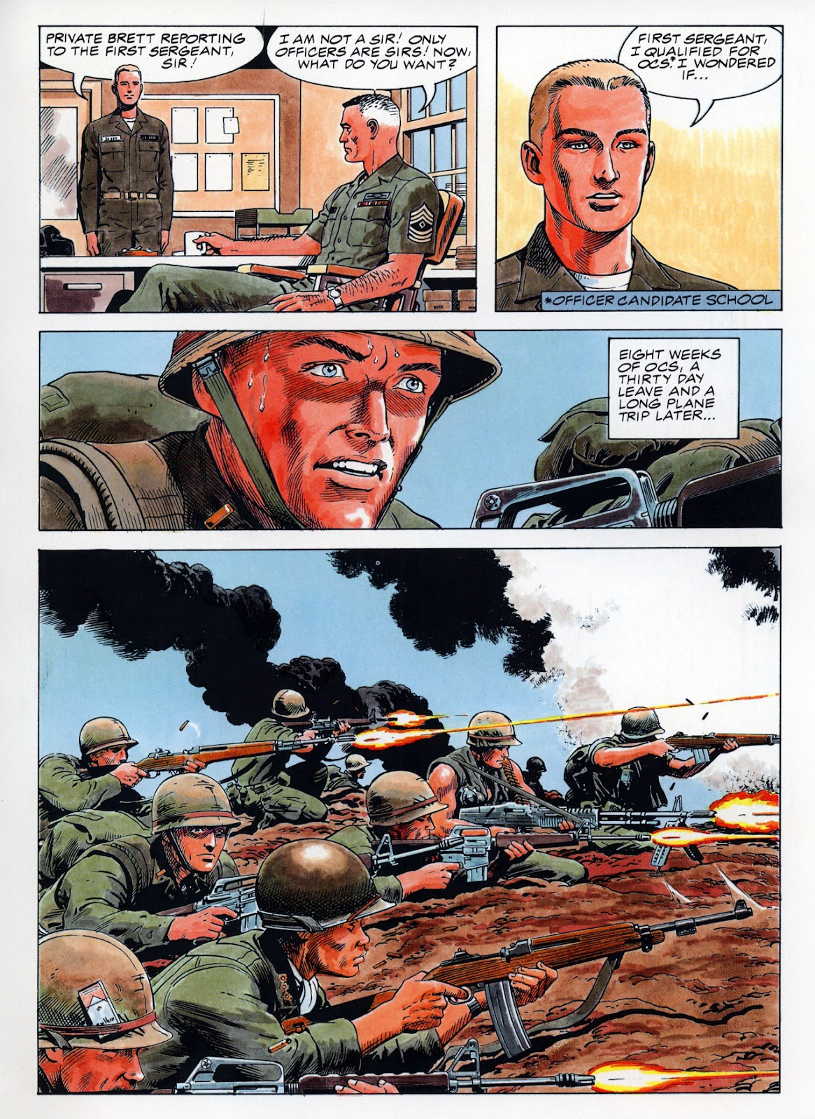 Epic Graphic Novel: Hearts and Minds issue Full - Page 19