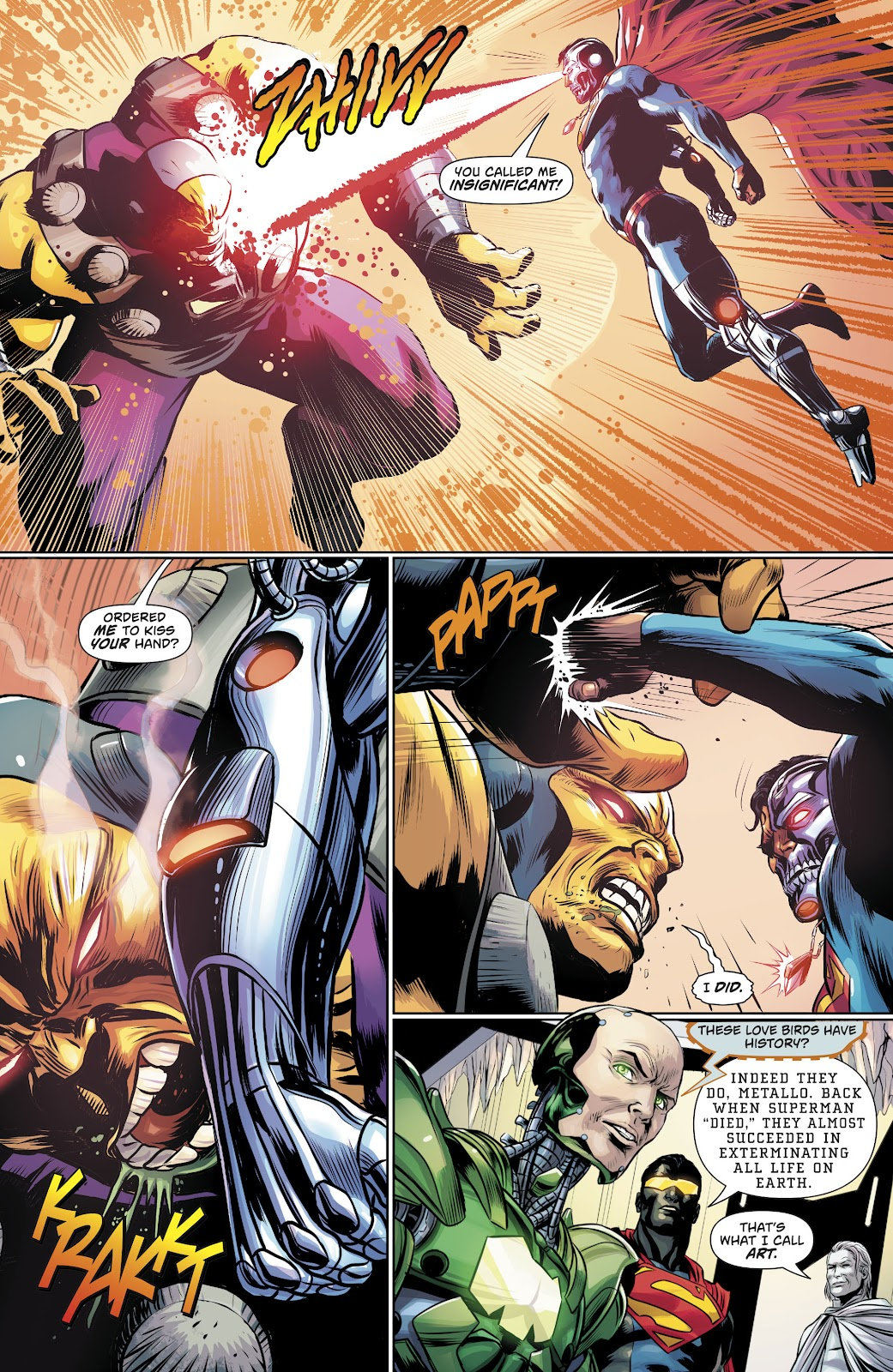Read online Action Comics (2016) comic -  Issue #979 - 20