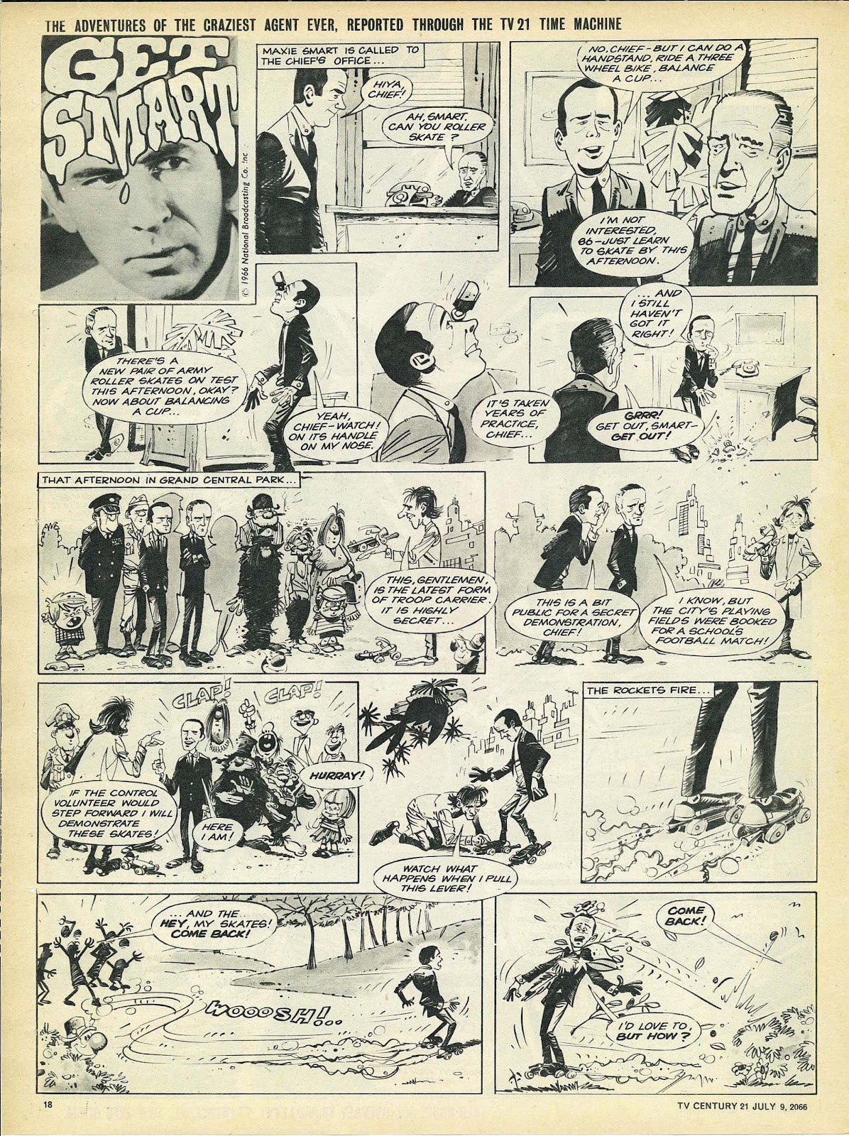 TV Century 21 (TV 21) issue 77 - Page 17