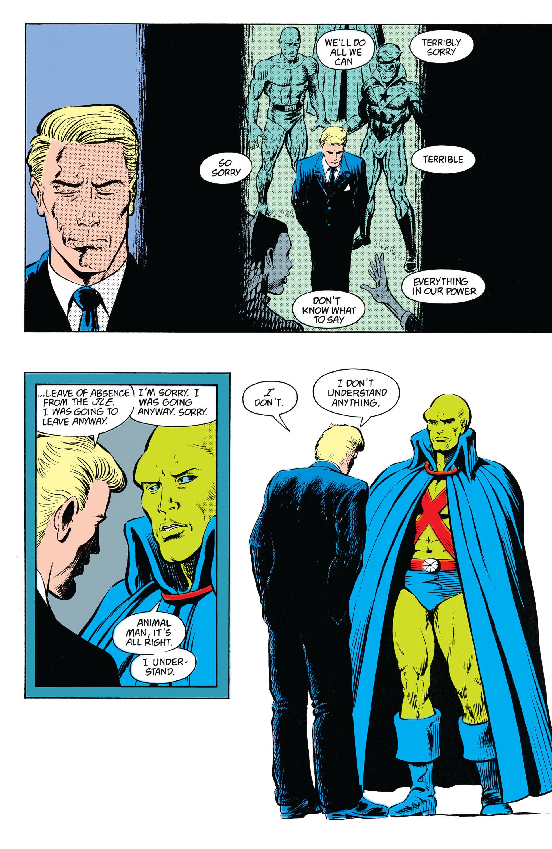 Read online Animal Man (1988) comic -  Issue #20 - 16