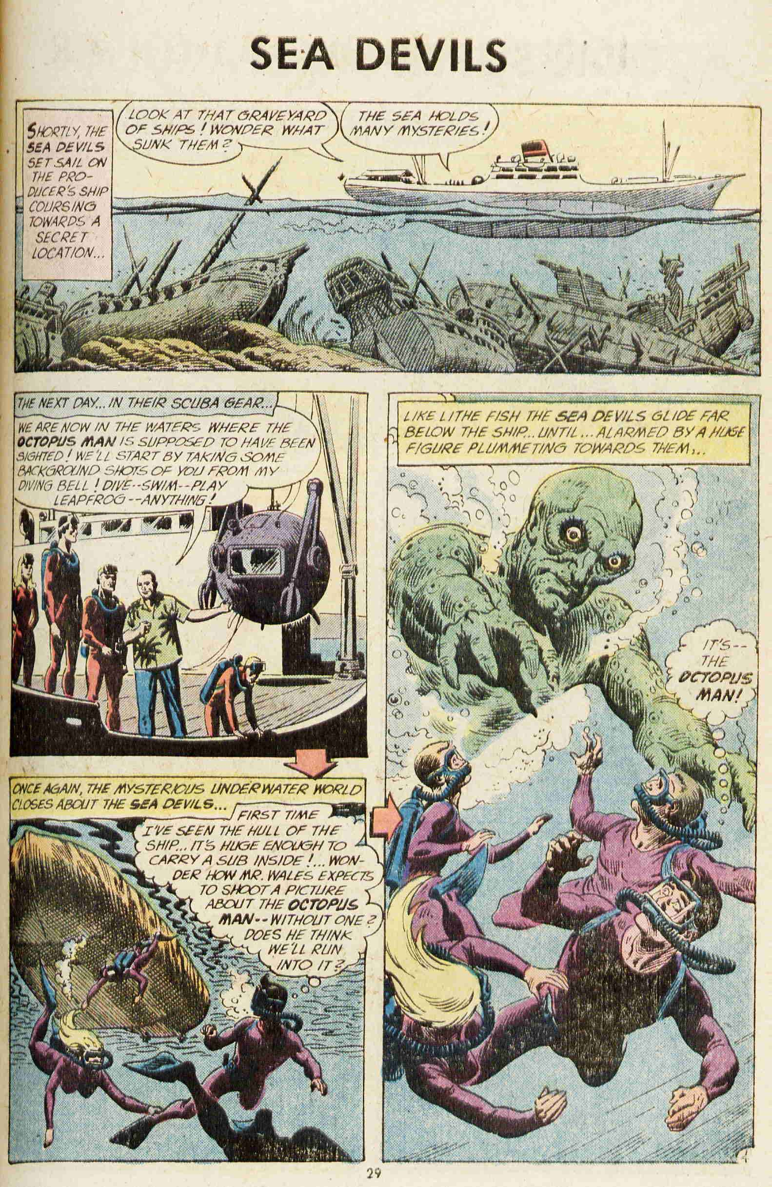 Read online Action Comics (1938) comic -  Issue #437 - 28