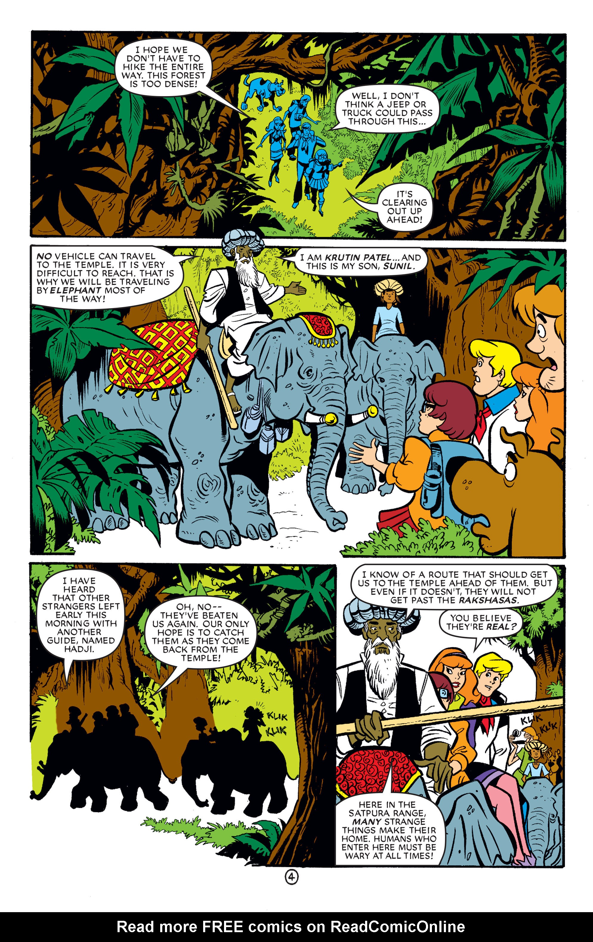 Read online Scooby-Doo (1997) comic -  Issue #63 - 15