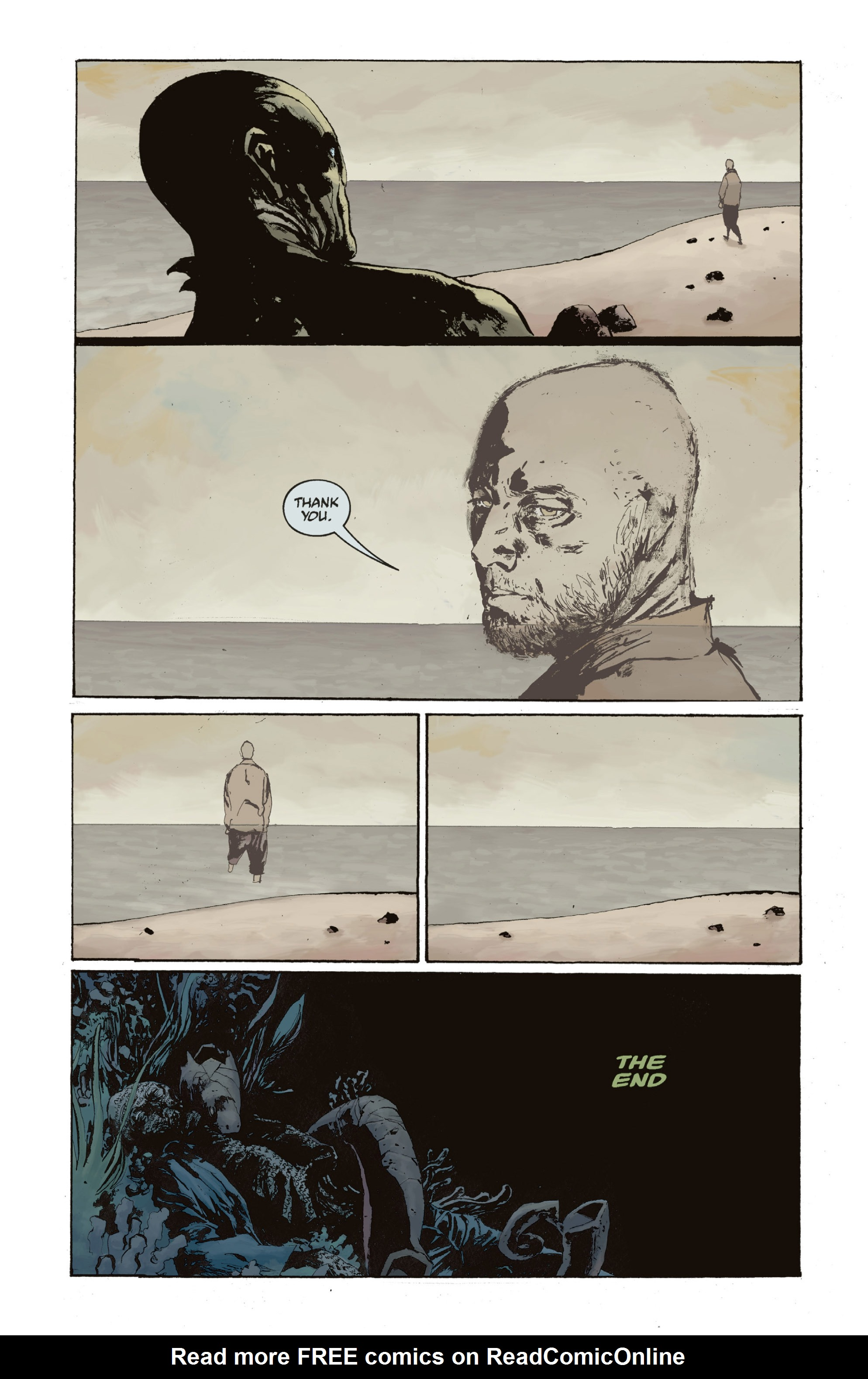 Read online Abe Sapien: The Drowning comic -  Issue #Abe Sapien: The Drowning _TPB - 137