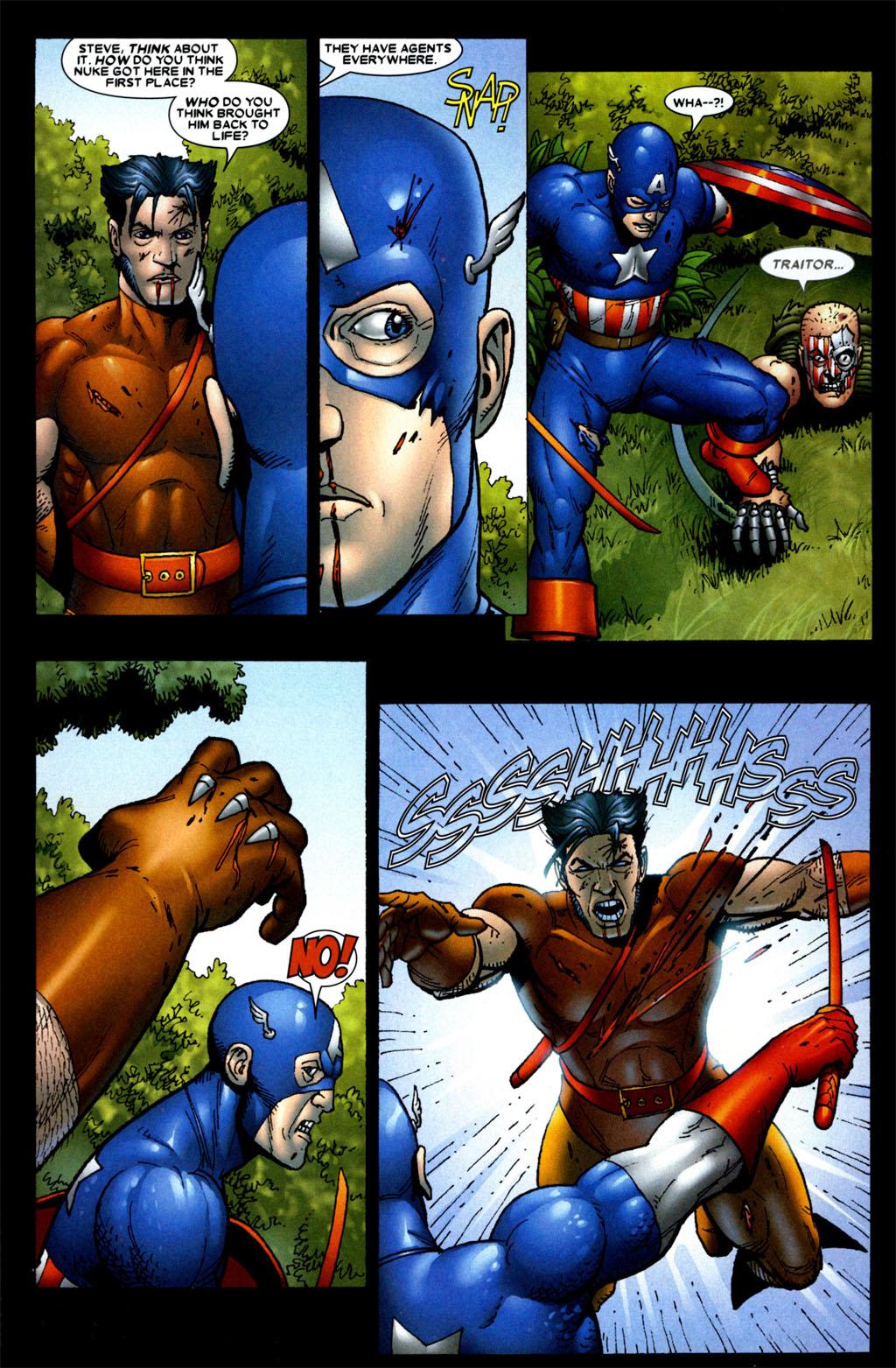 Read online Wolverine: Origins comic -  Issue #4 - 20