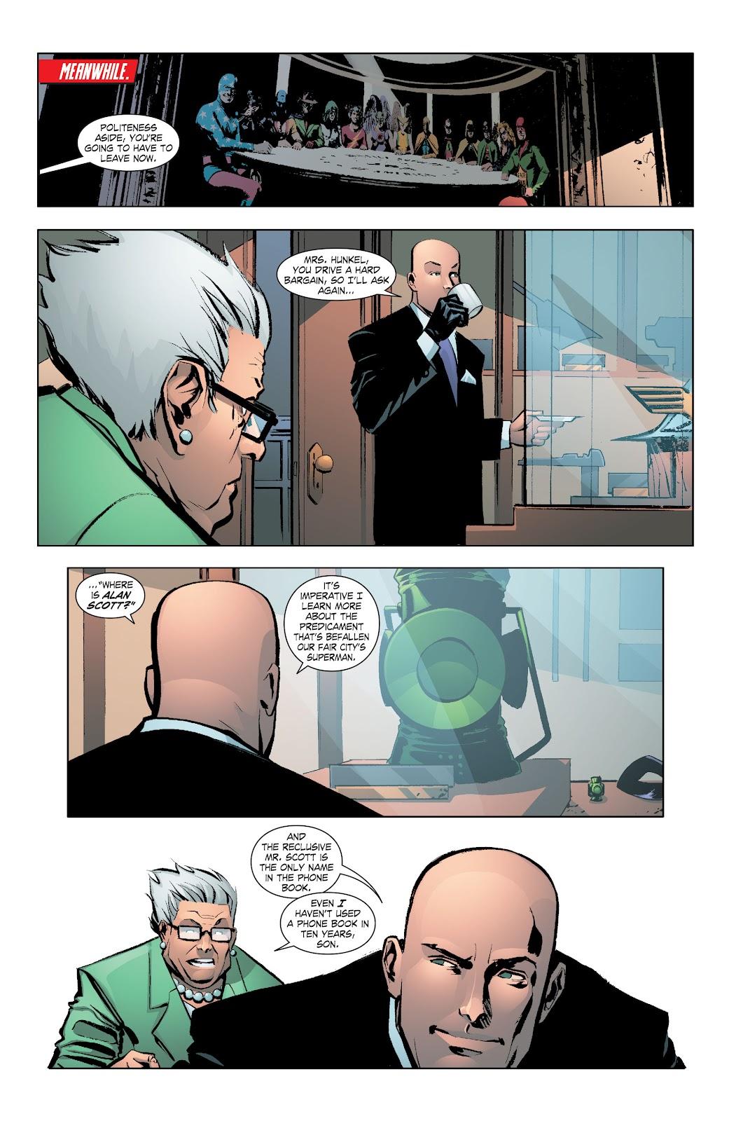 Read online Smallville Season 11 [II] comic -  Issue # TPB 7 - 82