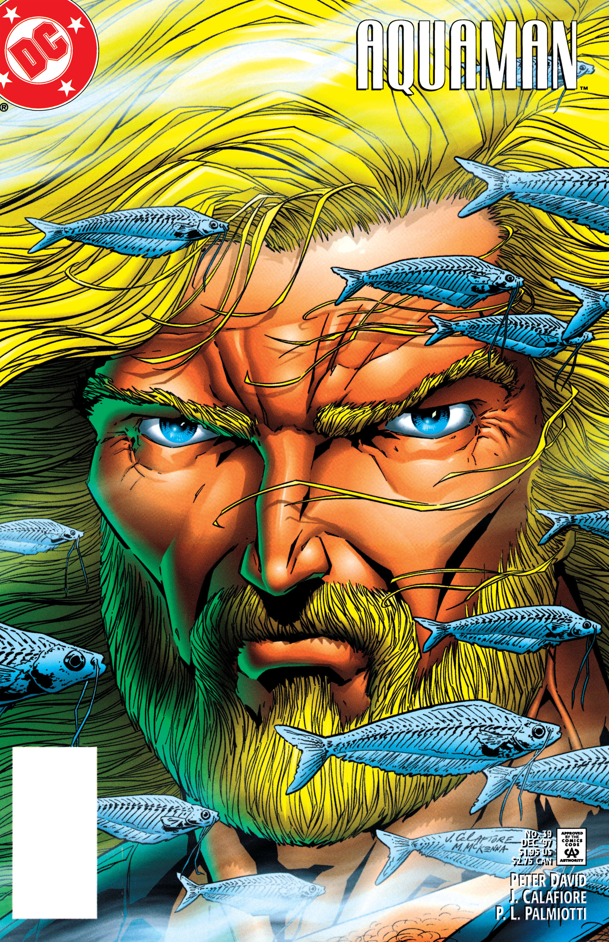 Read online Aquaman (1994) comic -  Issue #39 - 1