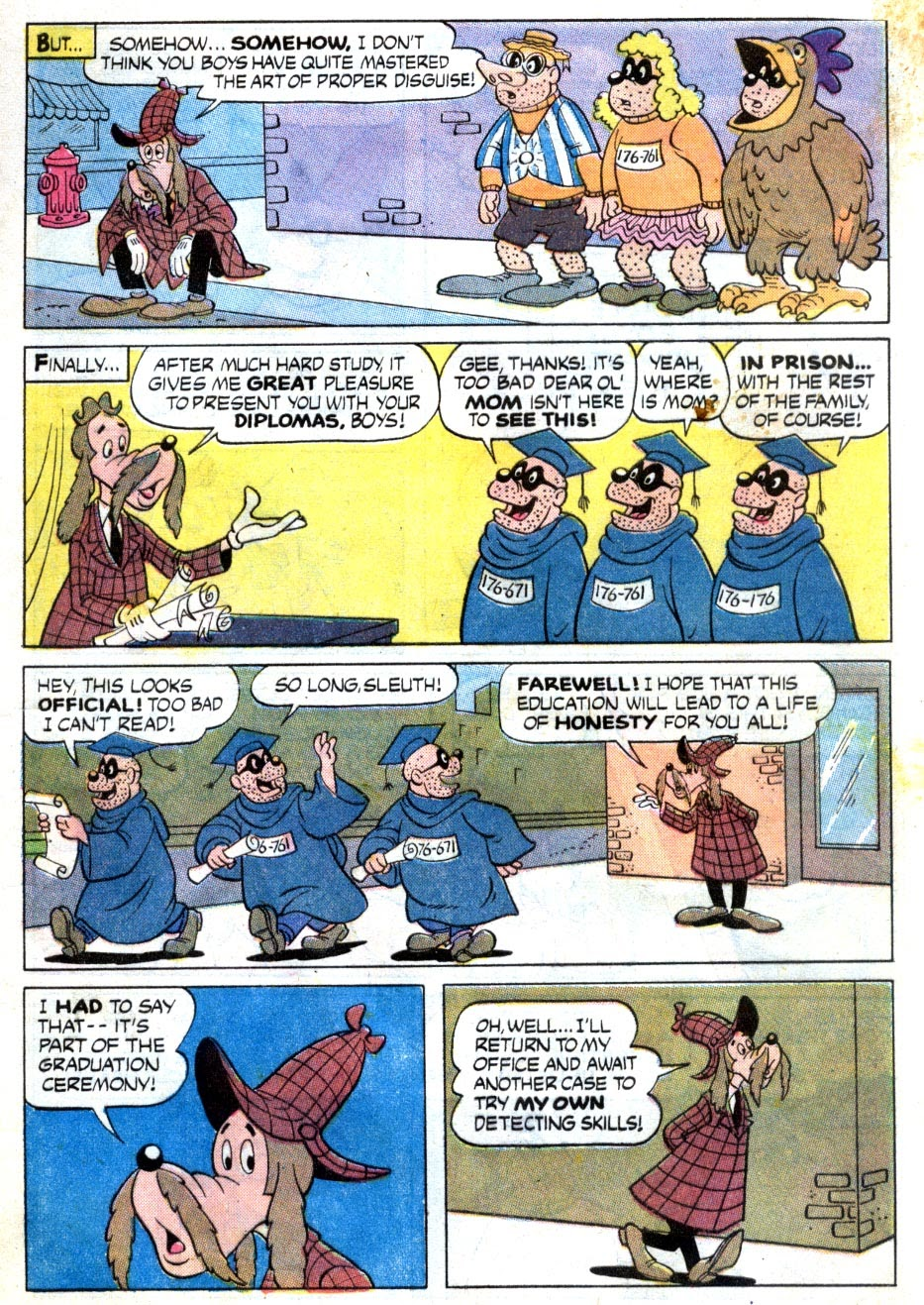 Walt Disney THE BEAGLE BOYS issue 17 - Page 9