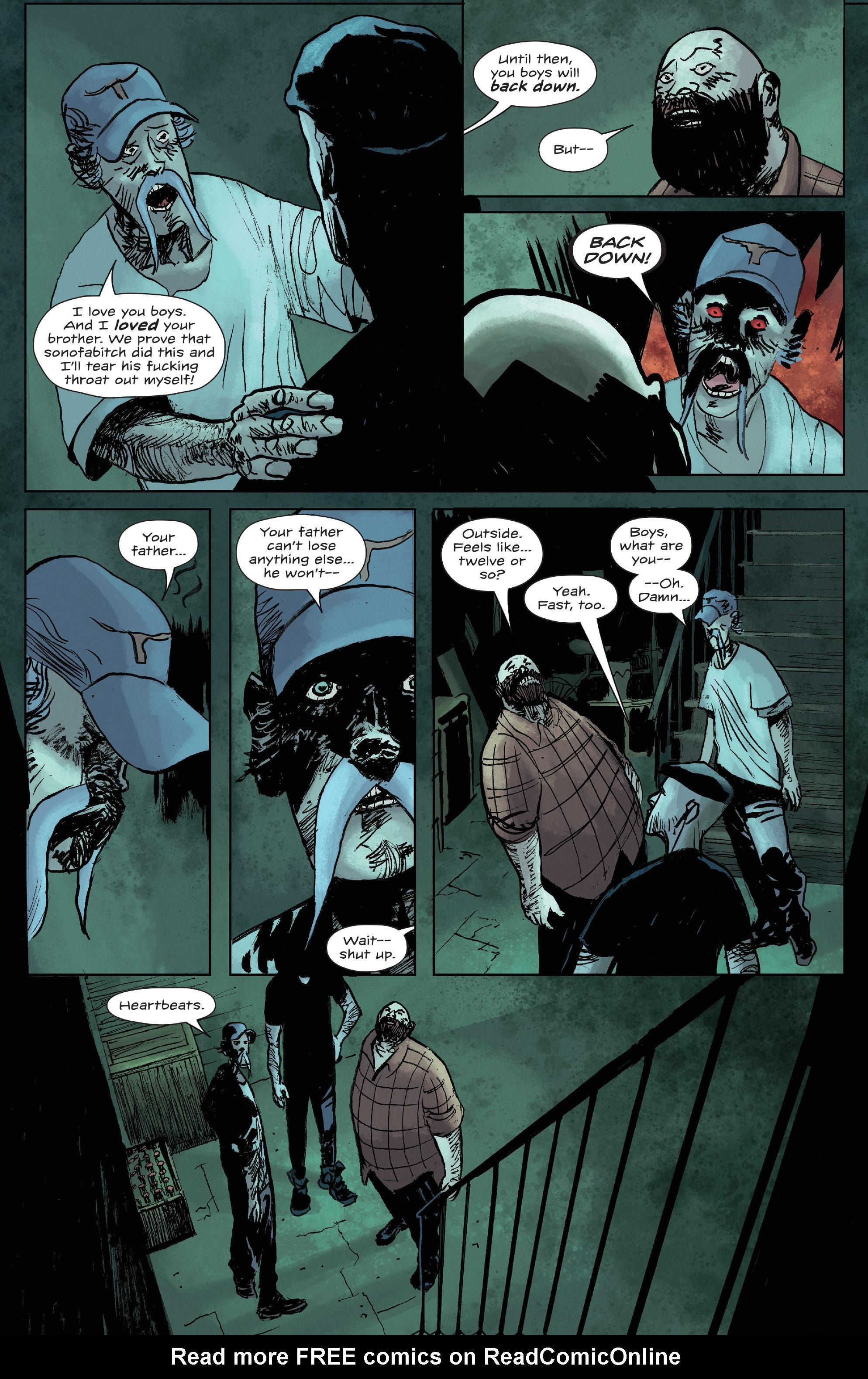 Read online Redneck comic -  Issue #2 - 16