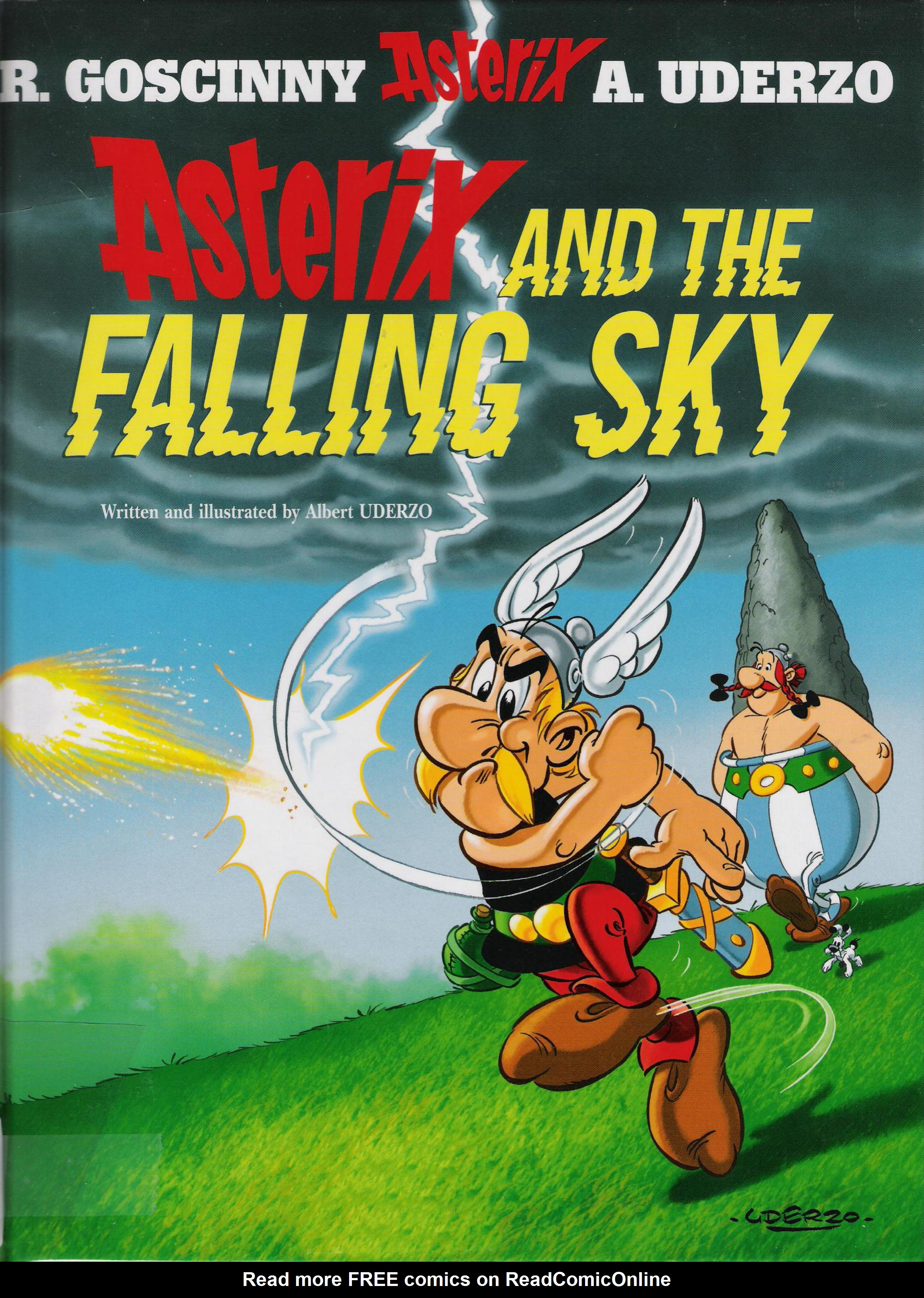 Read online Asterix comic -  Issue #33 - 1