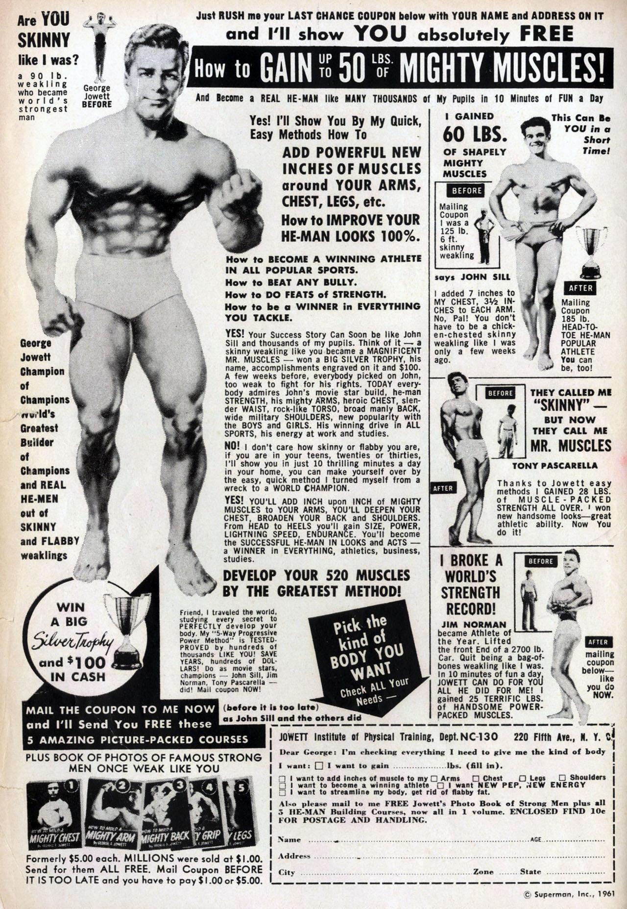 Action Comics (1938) 274 Page 1