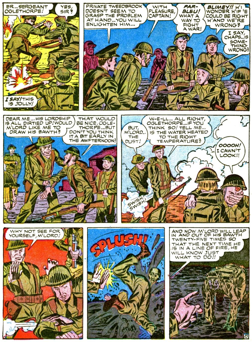 Boy Commandos issue 2 - Page 25
