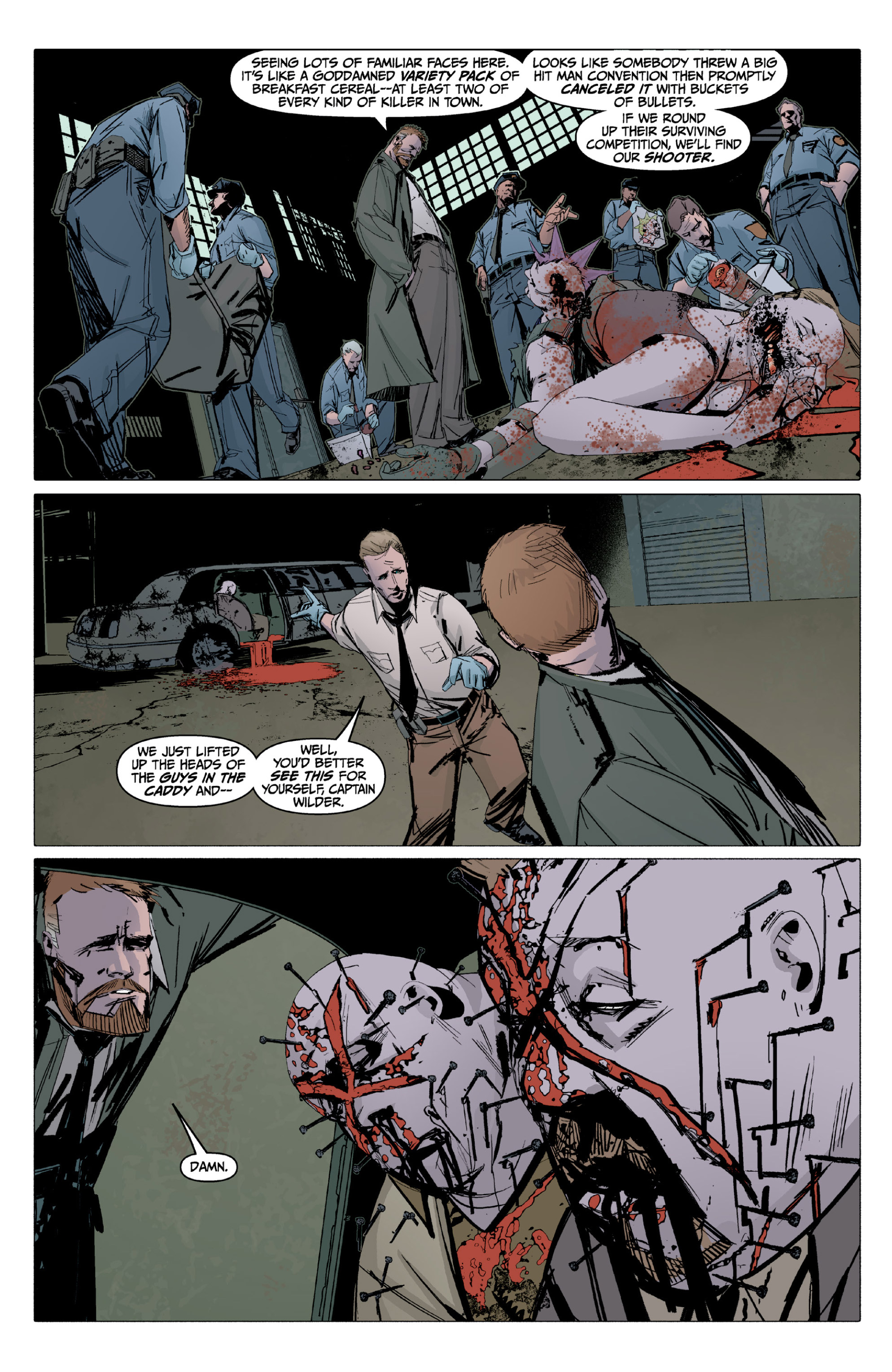 Read online X: Big Bad comic -  Issue # Full - 36