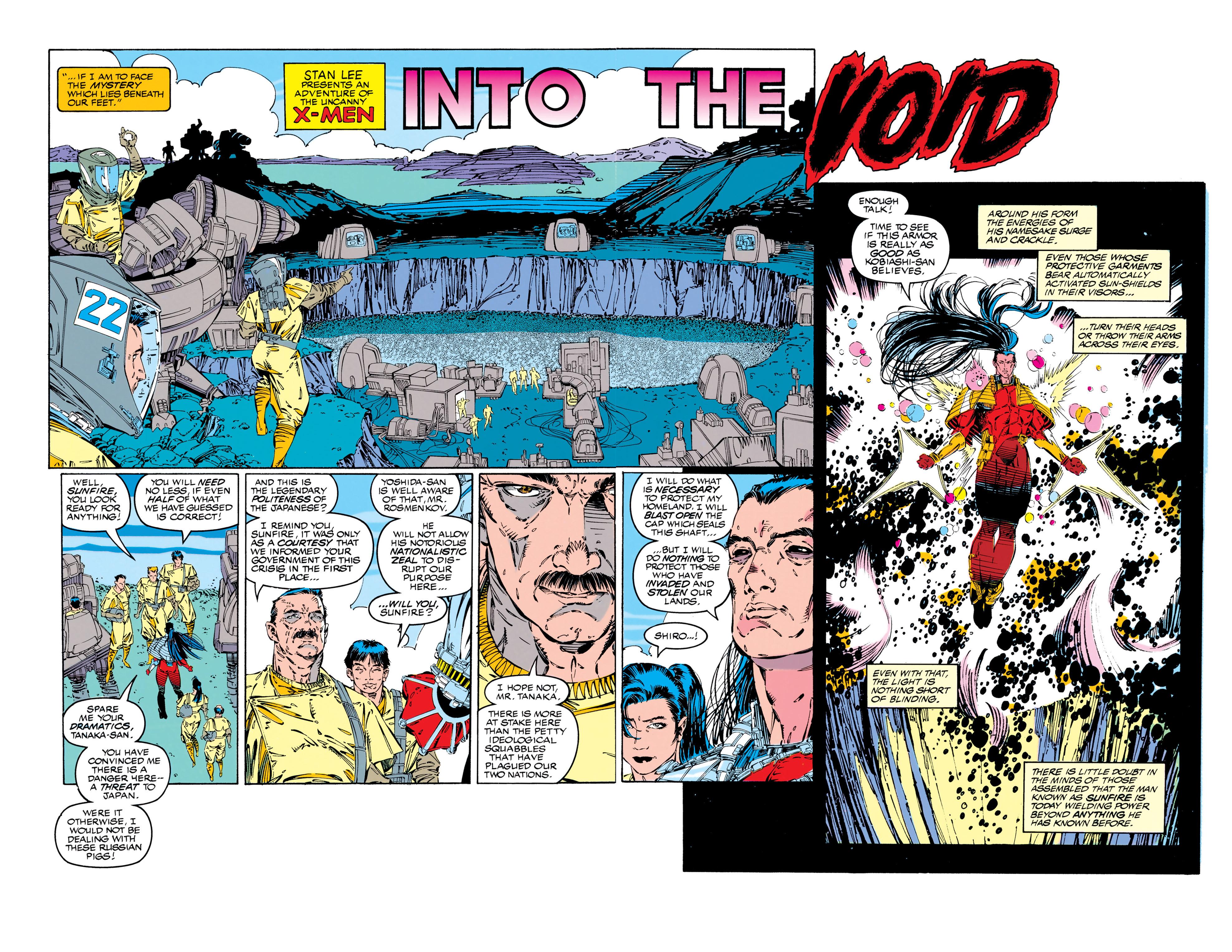 Read online Uncanny X-Men (1963) comic -  Issue #284 - 3