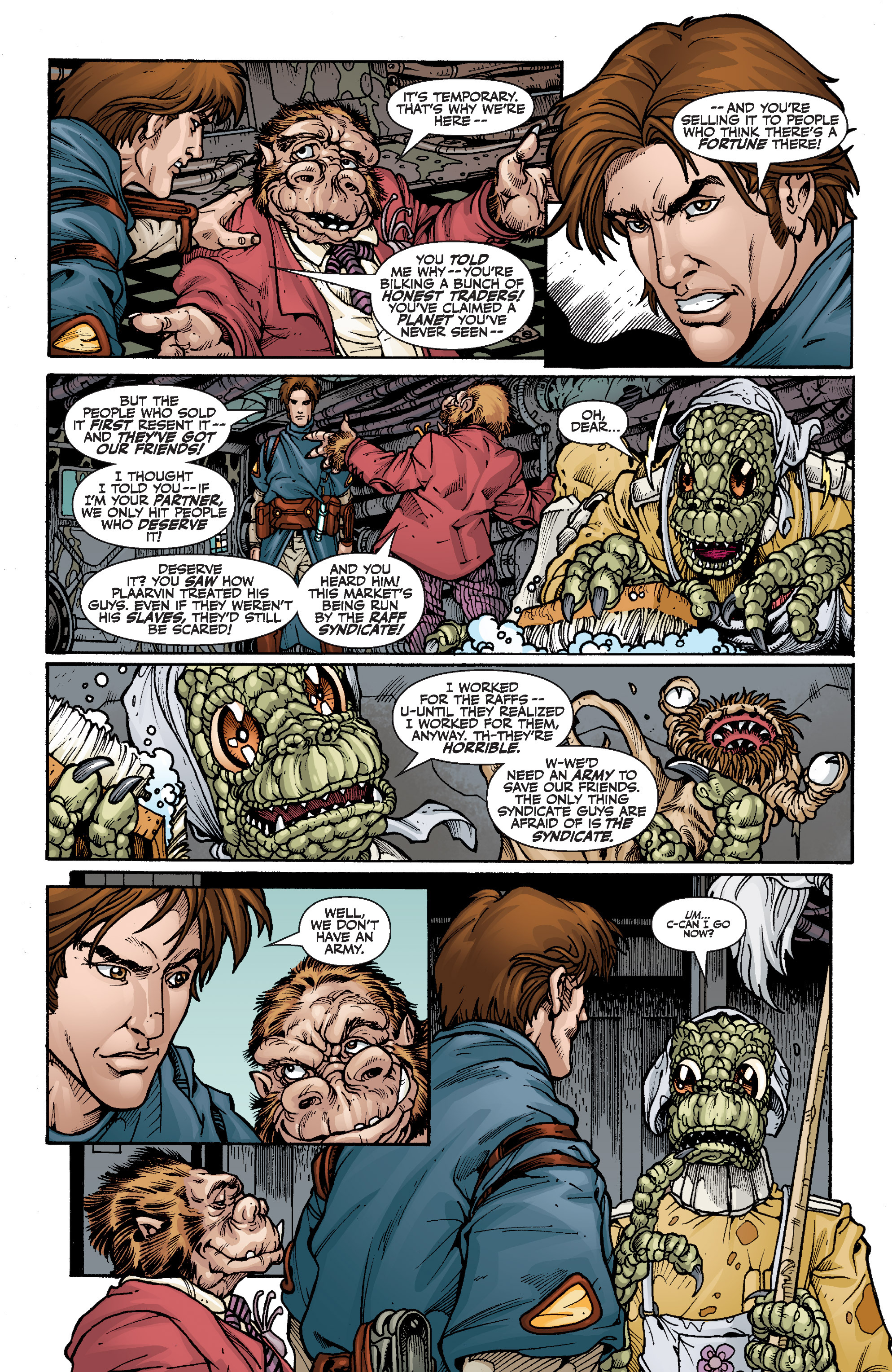 Read online Star Wars Omnibus comic -  Issue # Vol. 32 - 426